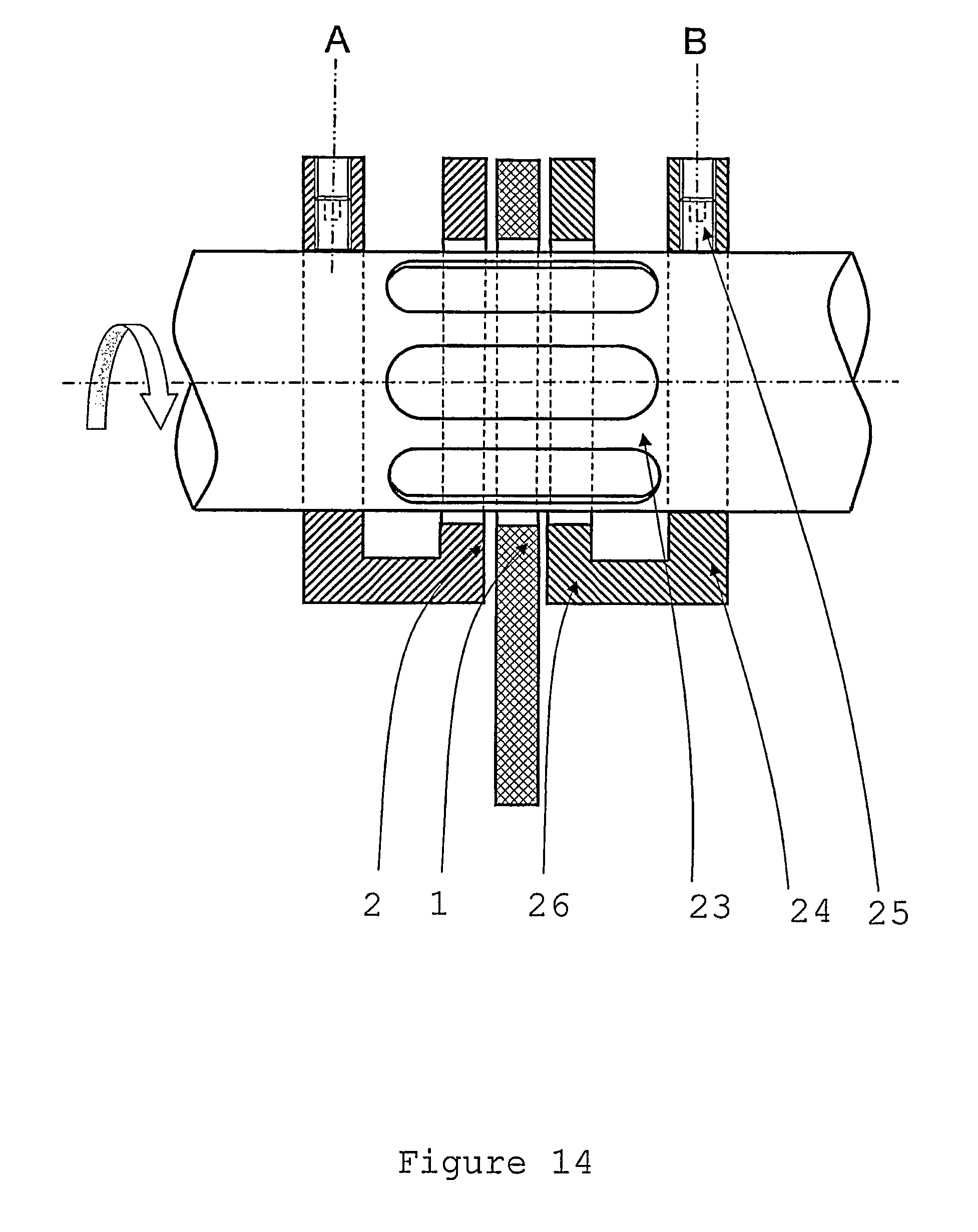 patent us8020453 - inductive position sensor