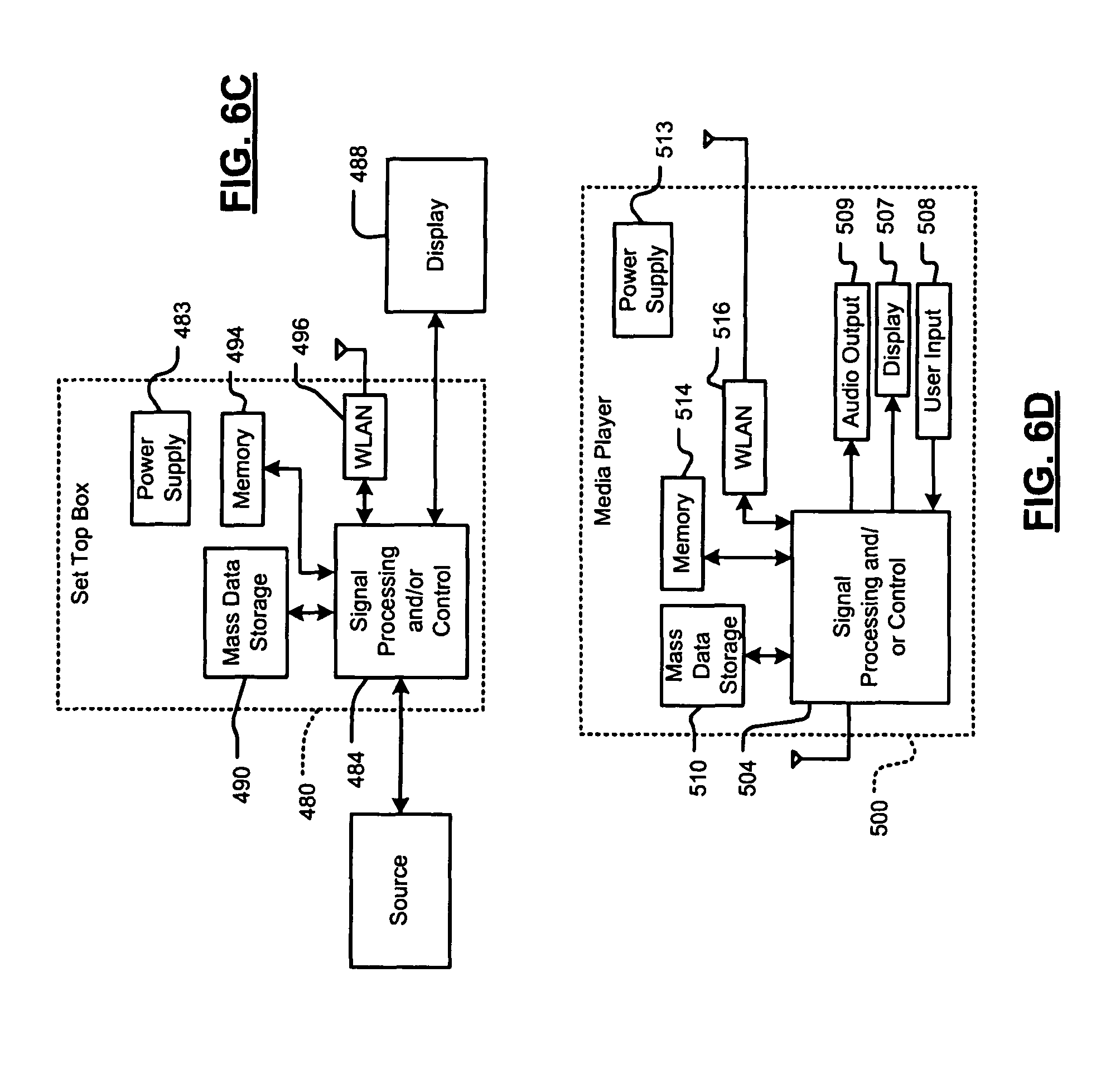 Patent Us8028109 Hard Disk Drive Integrated Circuit With Definition Drawing