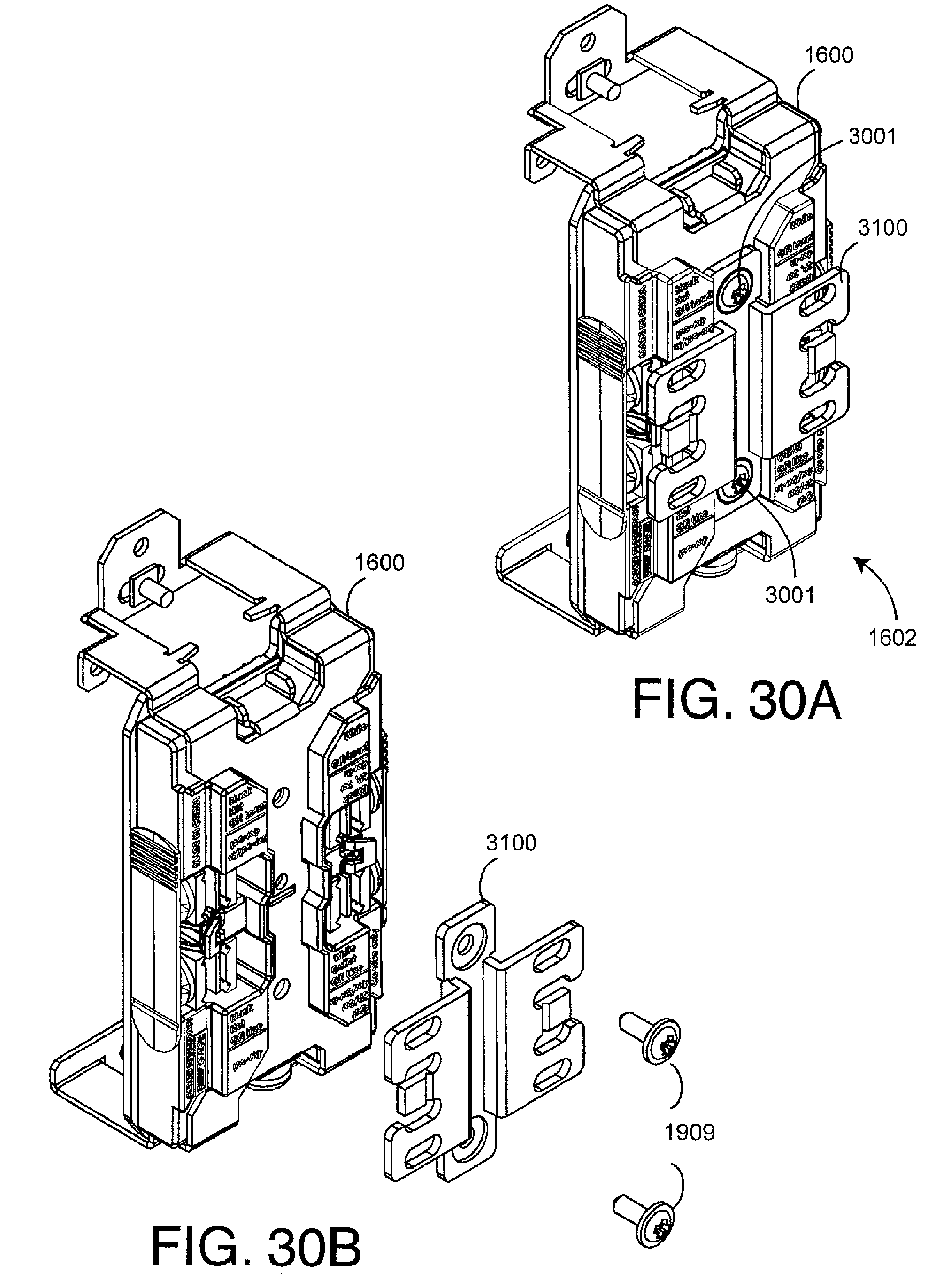 patent us8028408 - method of manufacturing a wiring module