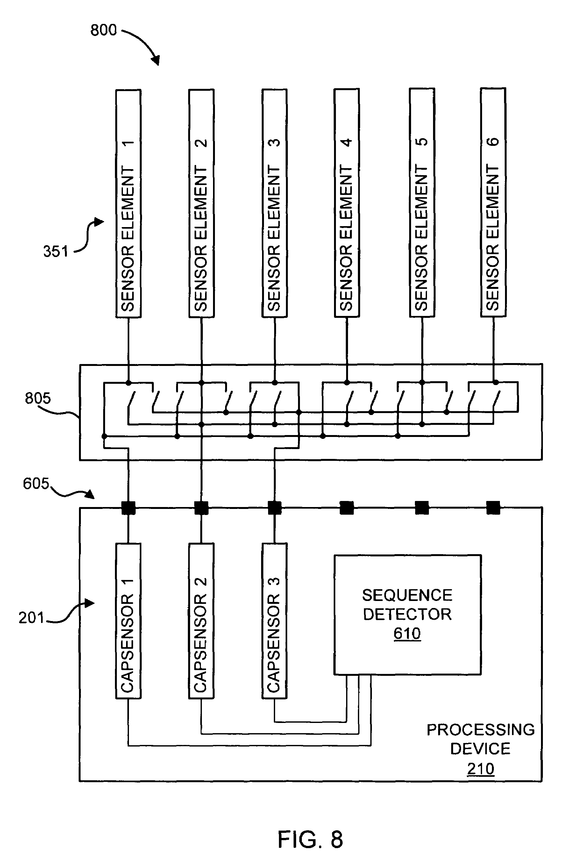 patent us8040321