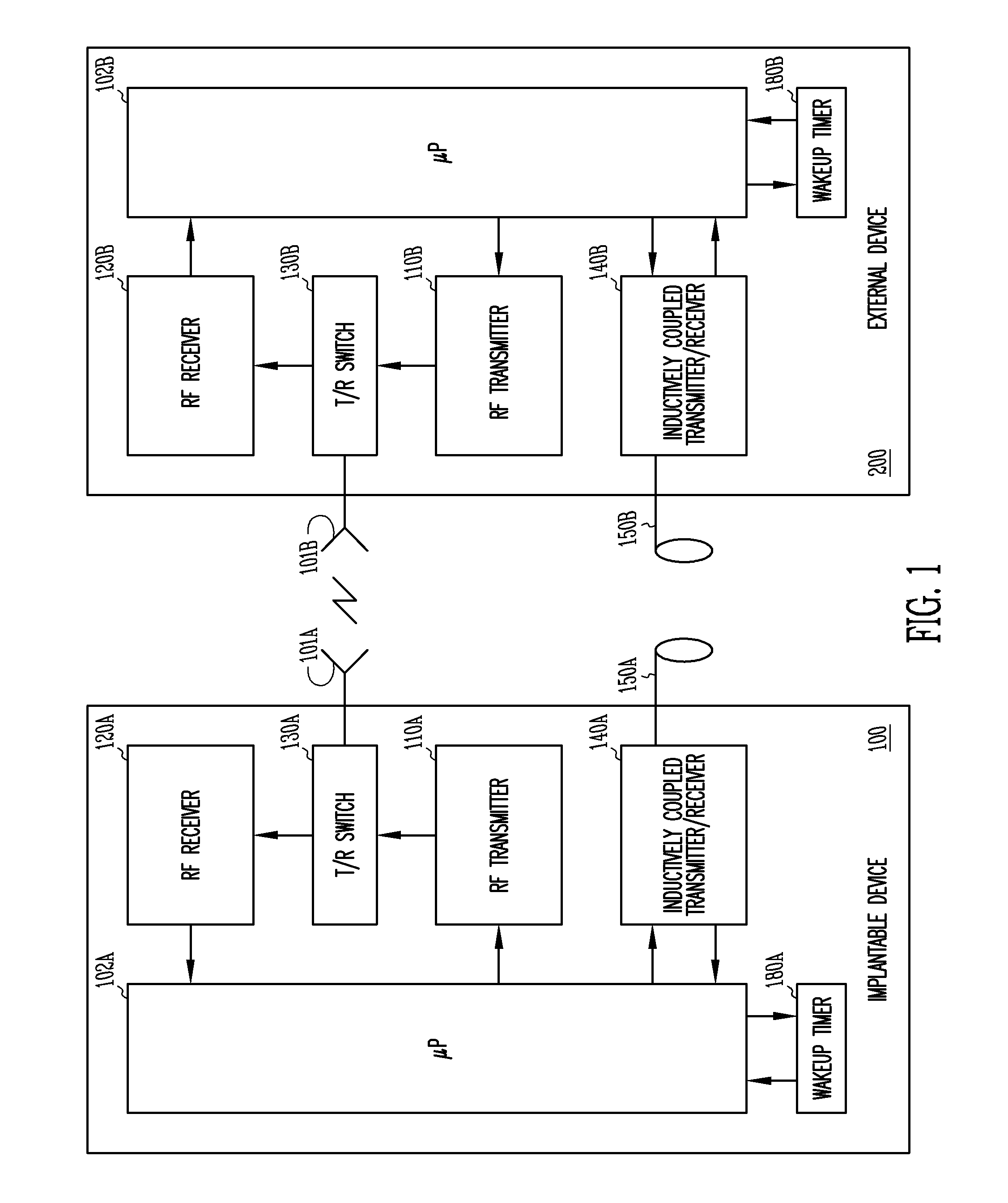 Patent Us8046080 Telemetry Duty Cycle Management System For An Block Diagram Of Dsp Based Drawing
