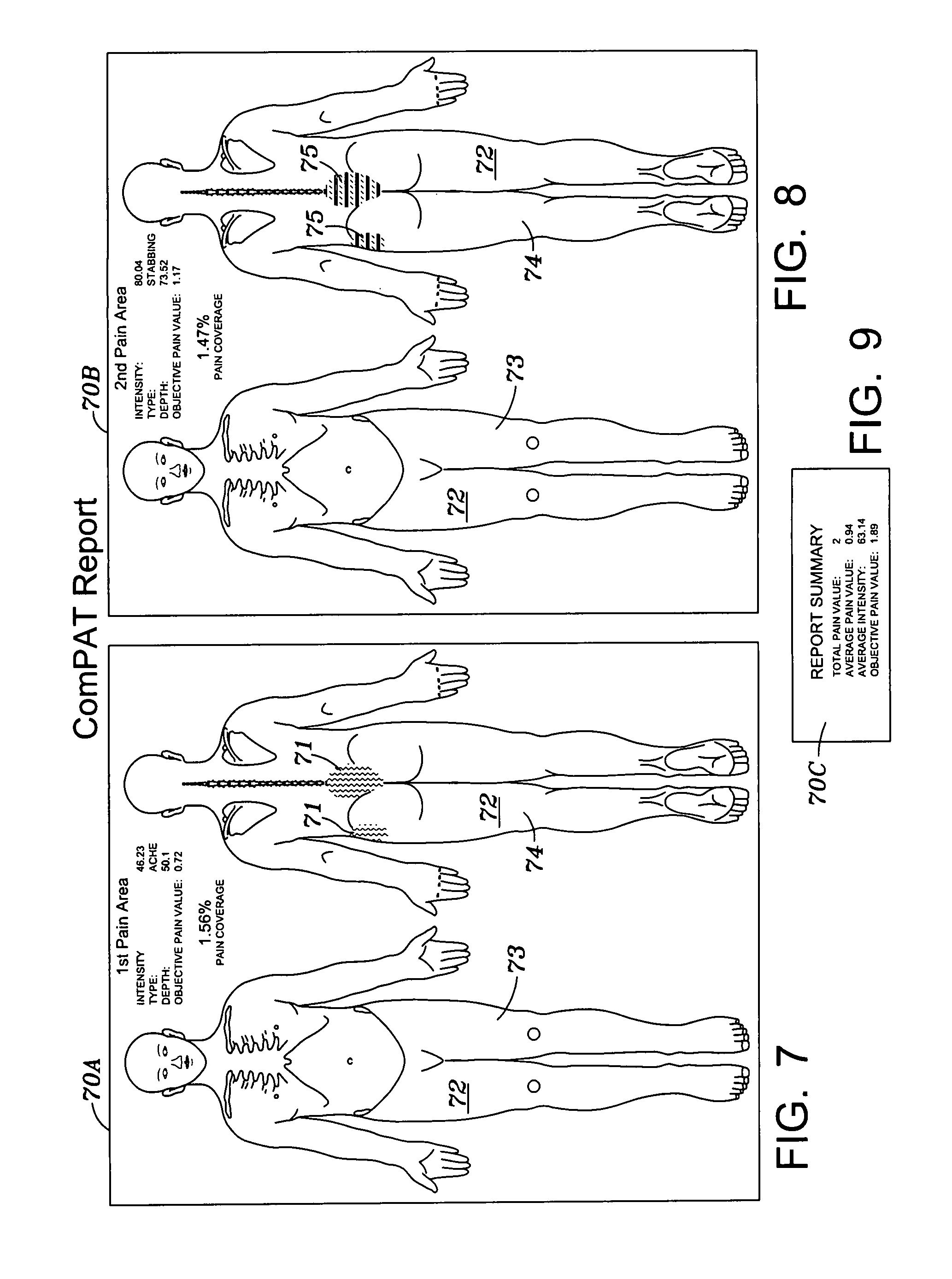 Patent US8046241 - Computer pain assessment tool - Google