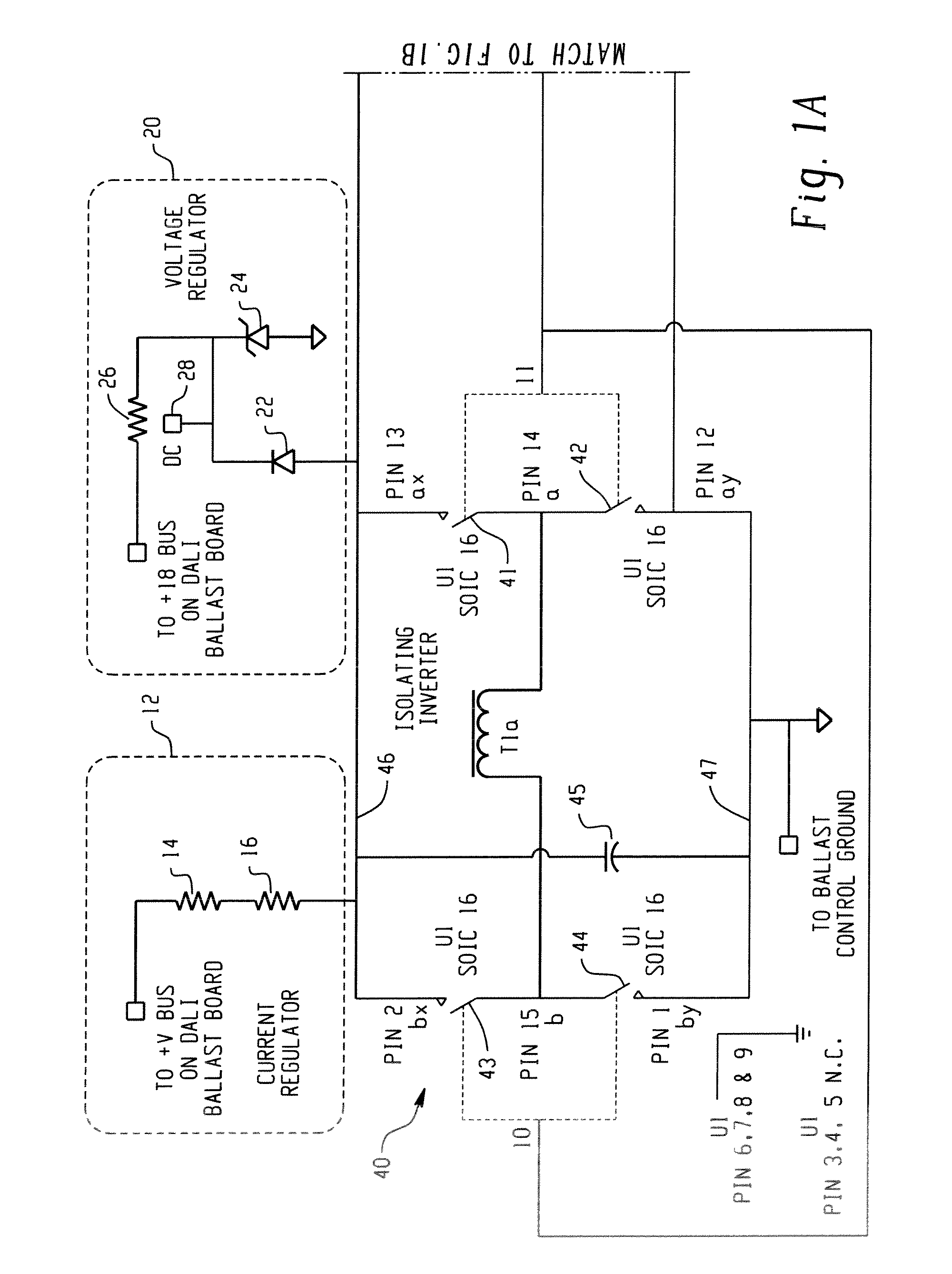 Patent Us8072164 Unified 0 10v And Dali Dimming