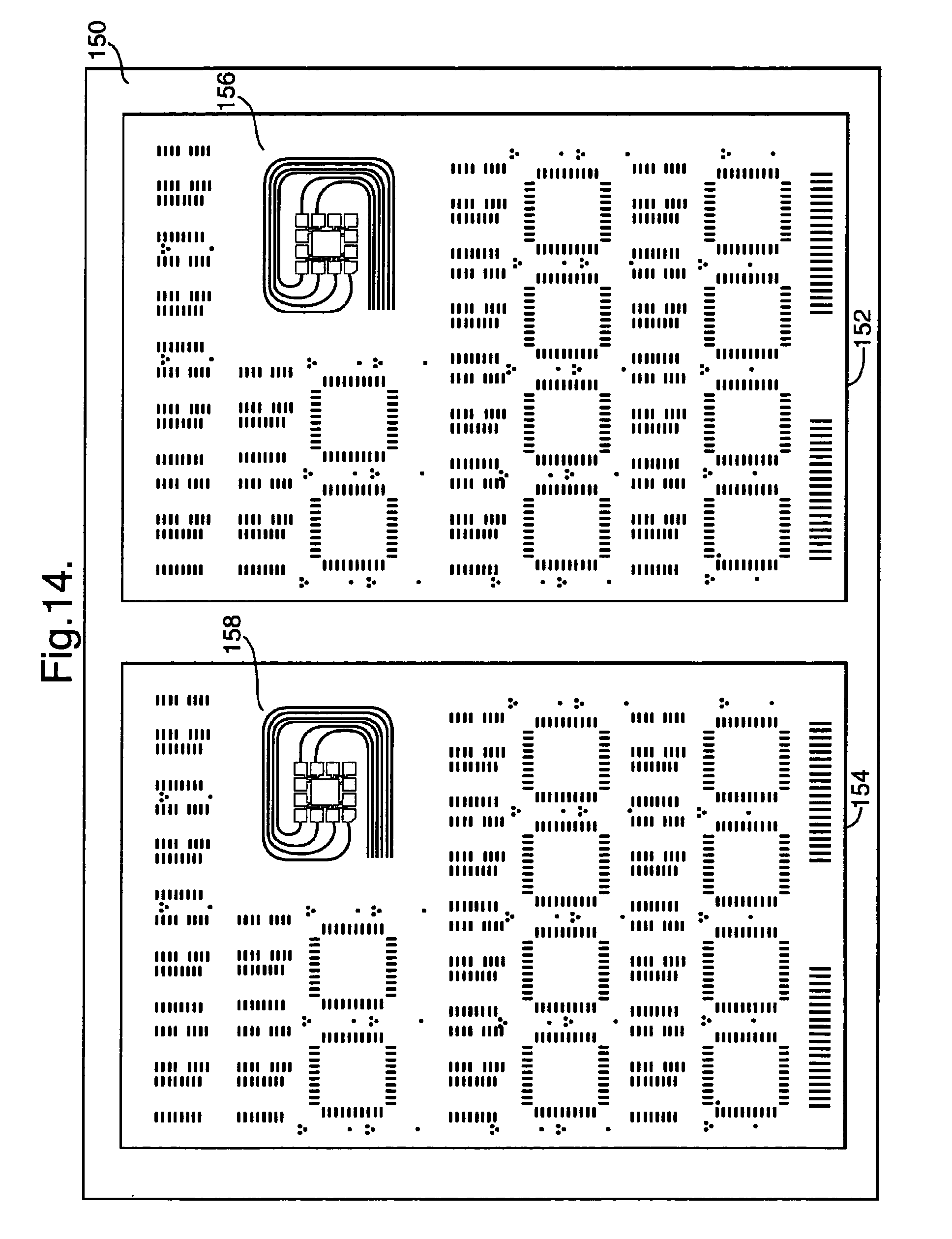 US8072326 also Bare Iphone 6 Logic Board Surfaces Claimed To Support Nfc And 802 11ac Wi Fi besides Semiconductors 101 12653401 additionally US6778878 as well Category. on printed circuit board component identification 11