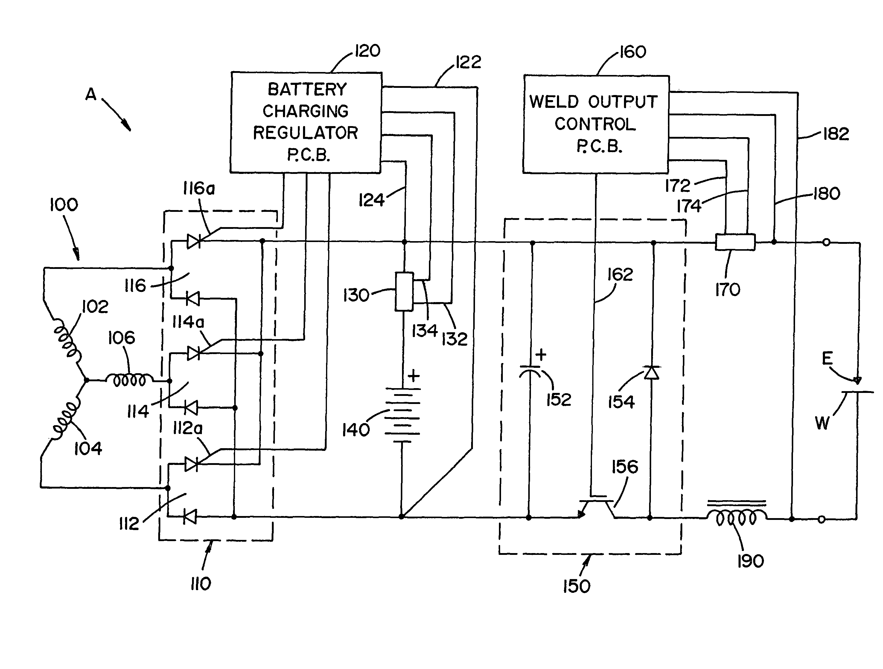 patent us8080761 - hybrid powered welder