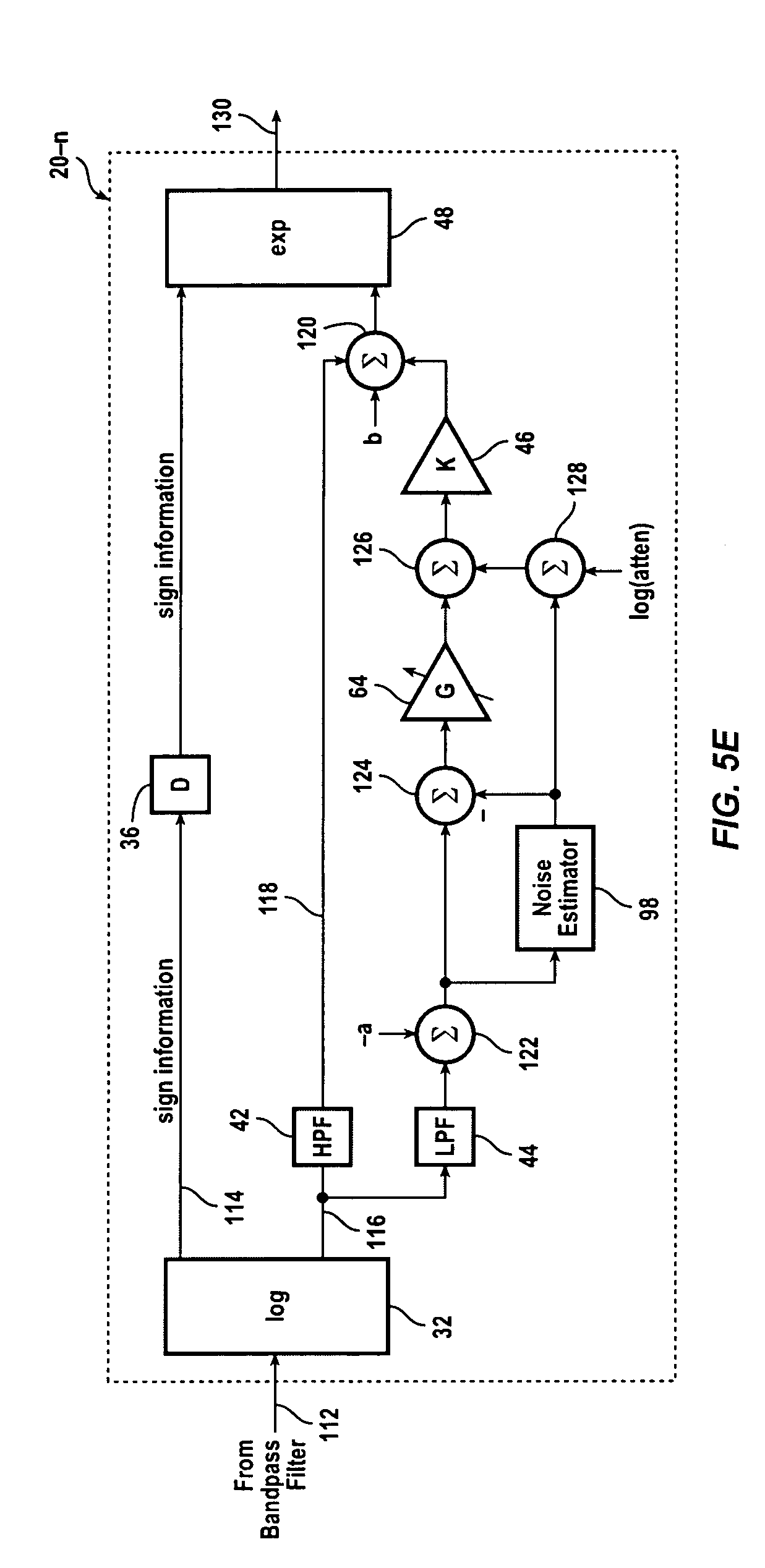 Patent Us8085959 Hearing Compensation System Incorporating Signal Threephase Rectifier Input Circuit Free Electronic Circuits 8085 Drawing