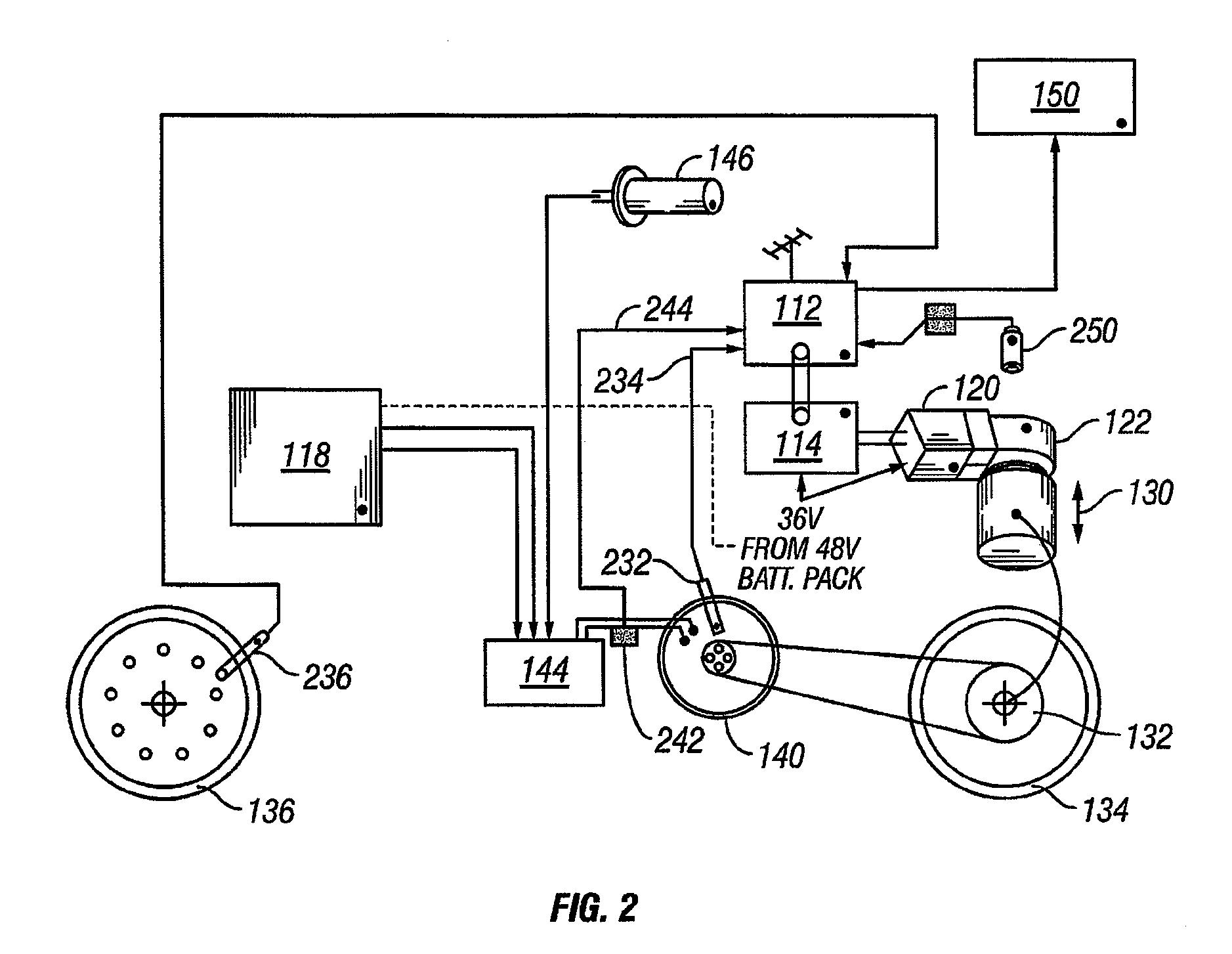 patent us8087482 - wheelchair