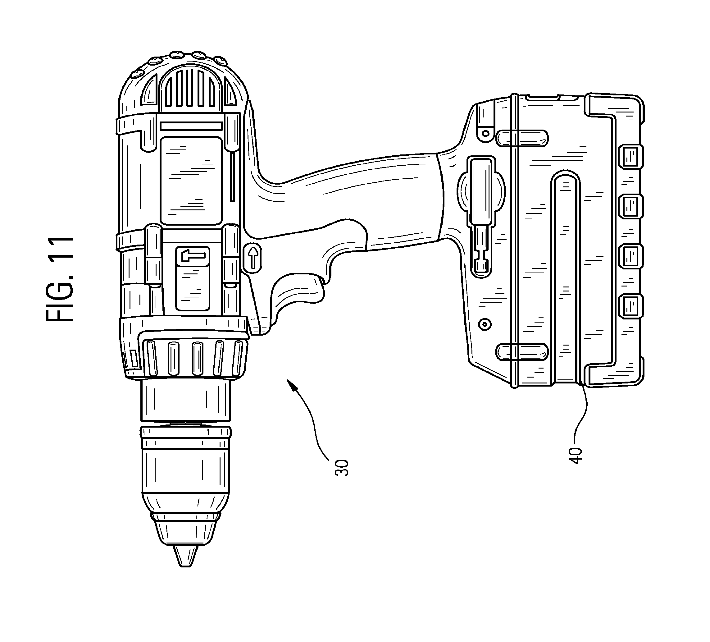 patent us8093863 - battery pack for cordless power tools