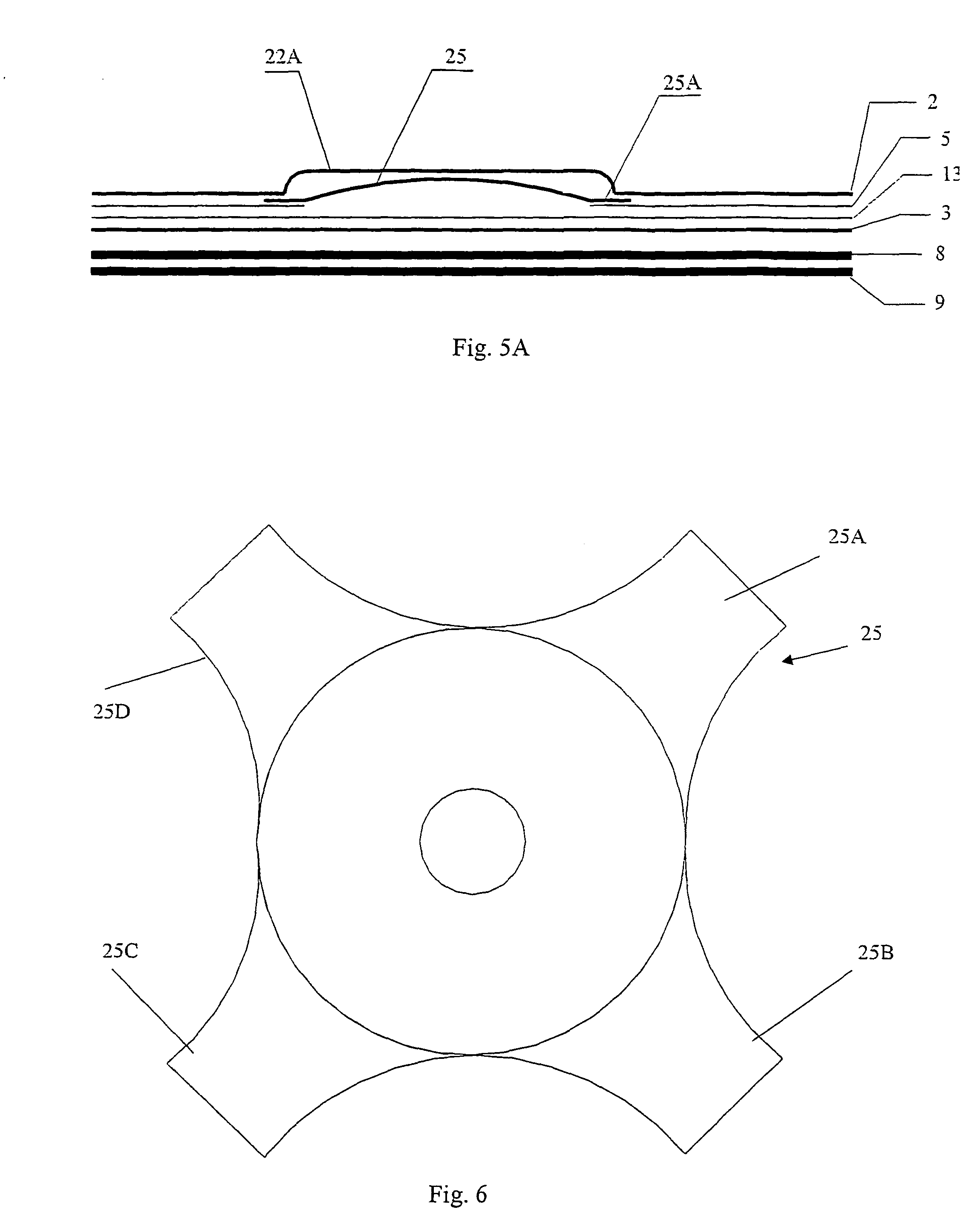 patent us8096900 - mat for sport and games