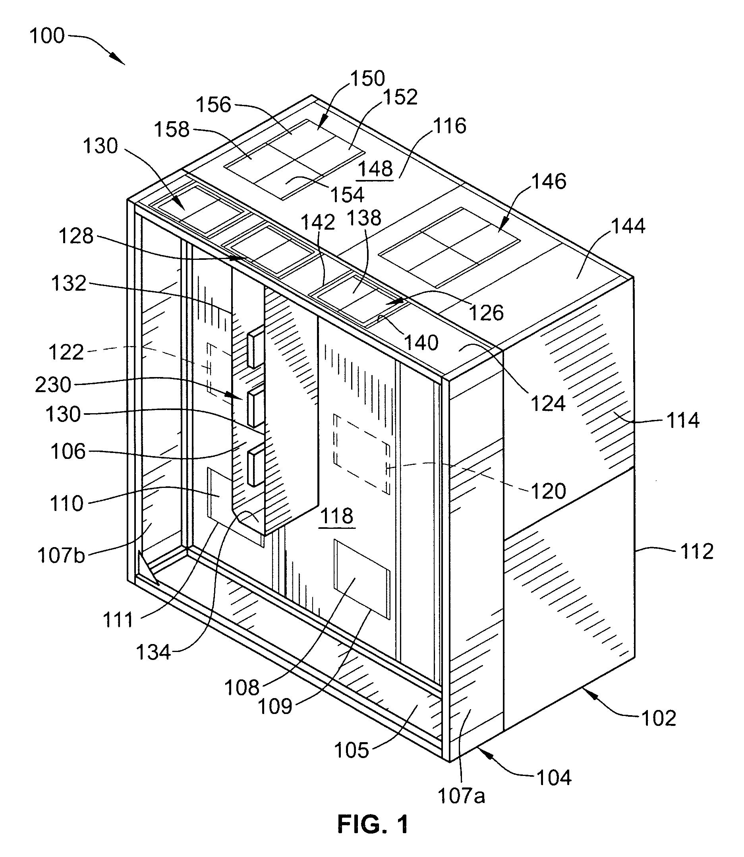 Patent Us8101881 Arc Resistant Switchgear Vertical
