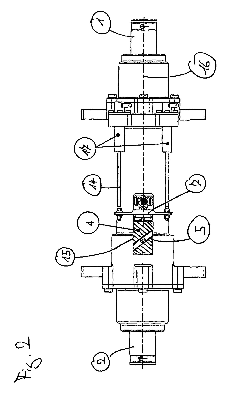 us8109156 torque sensor  patent drawing