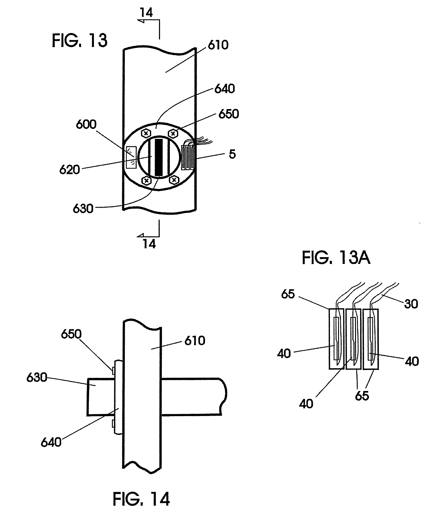 patent us8111119 - reed switch apparatus and method of using same