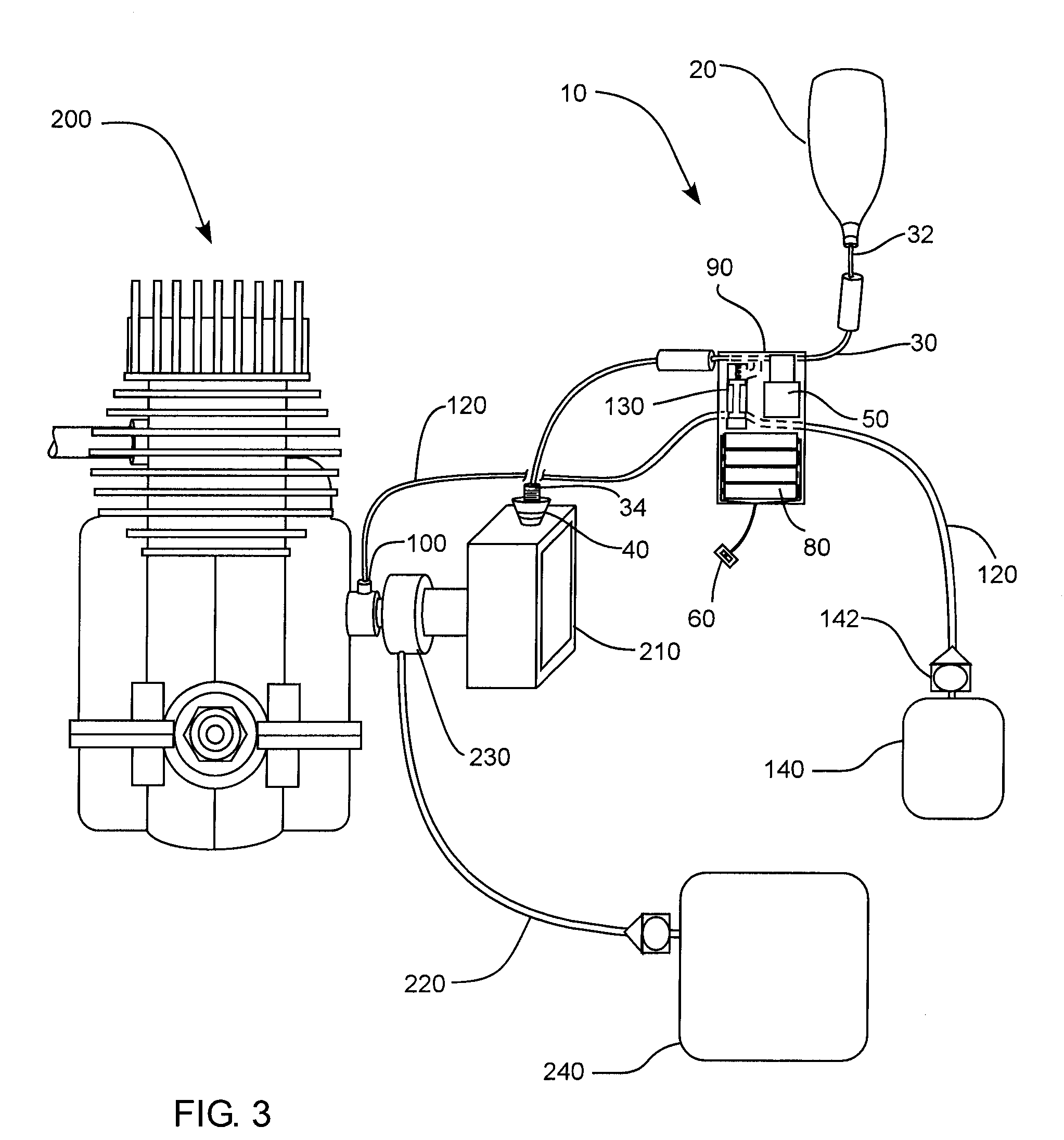 patent us8127751 - nitrous oxide  methanol injection system