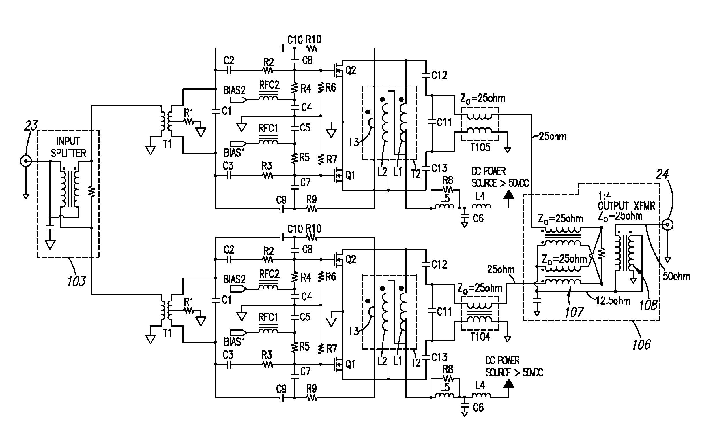 patent us8130039