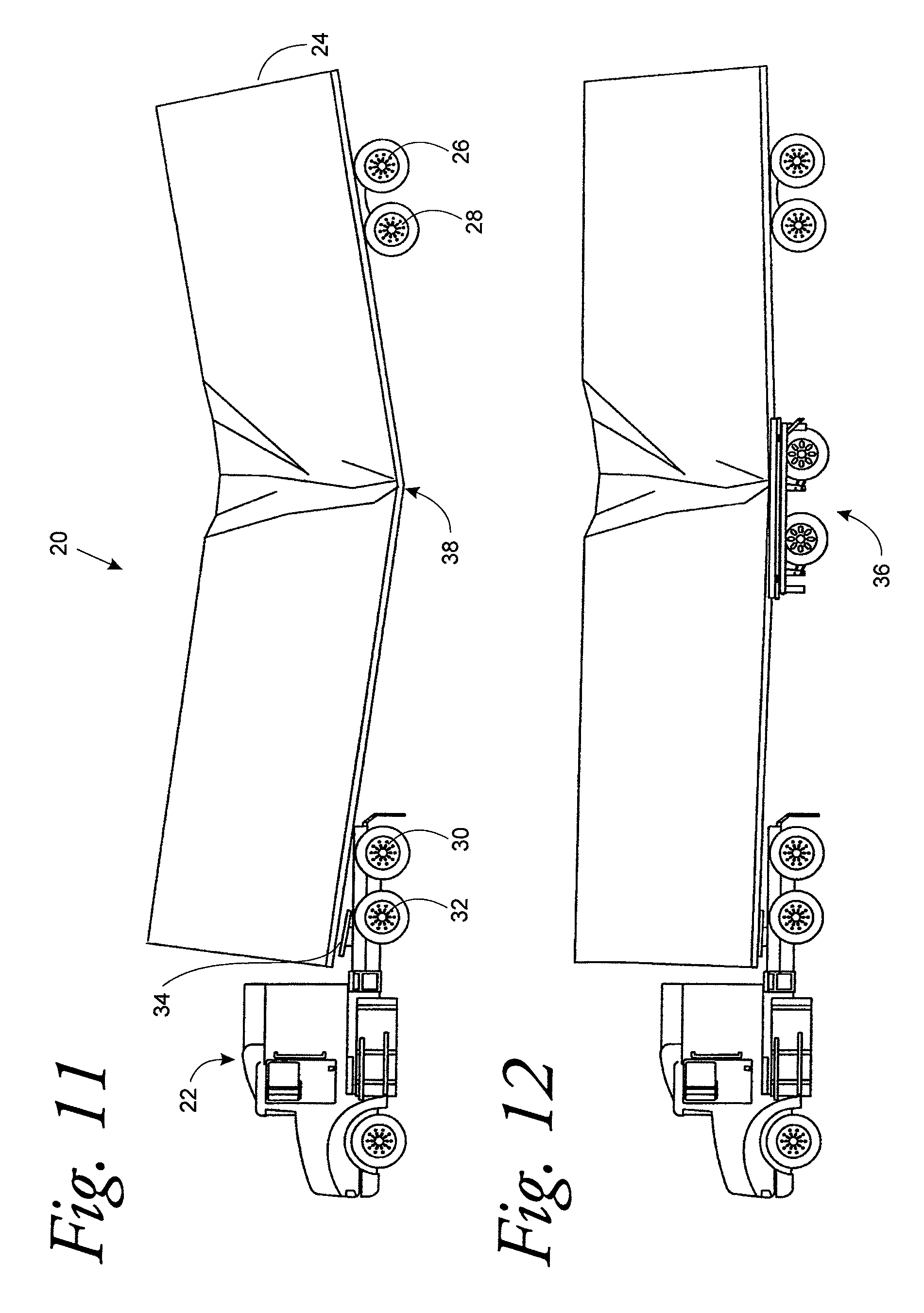 Patent US8142135 - Semi trailer dolly - Google Patents on