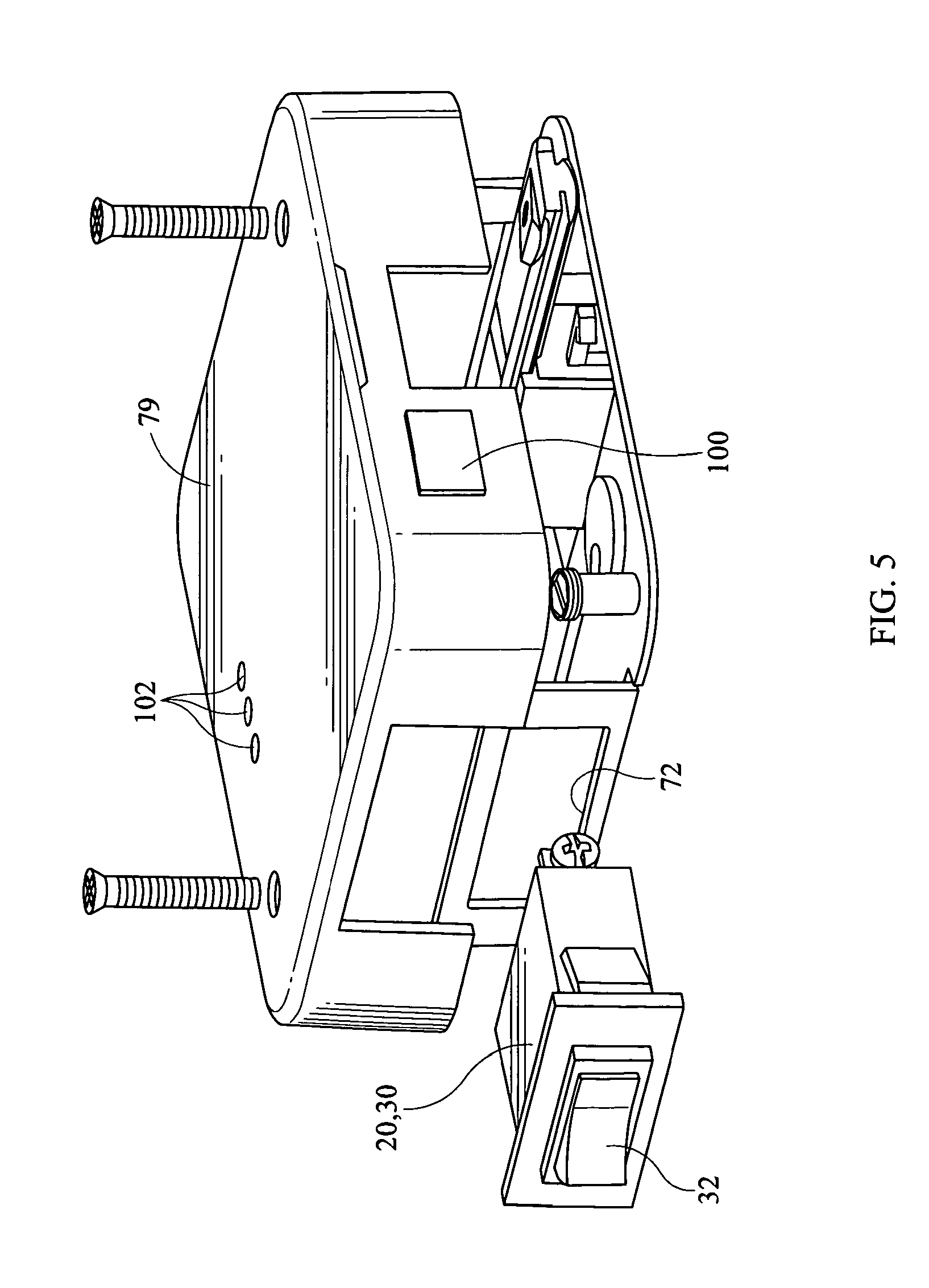 Patent Us8144025 Track Lighting System Current Limiting