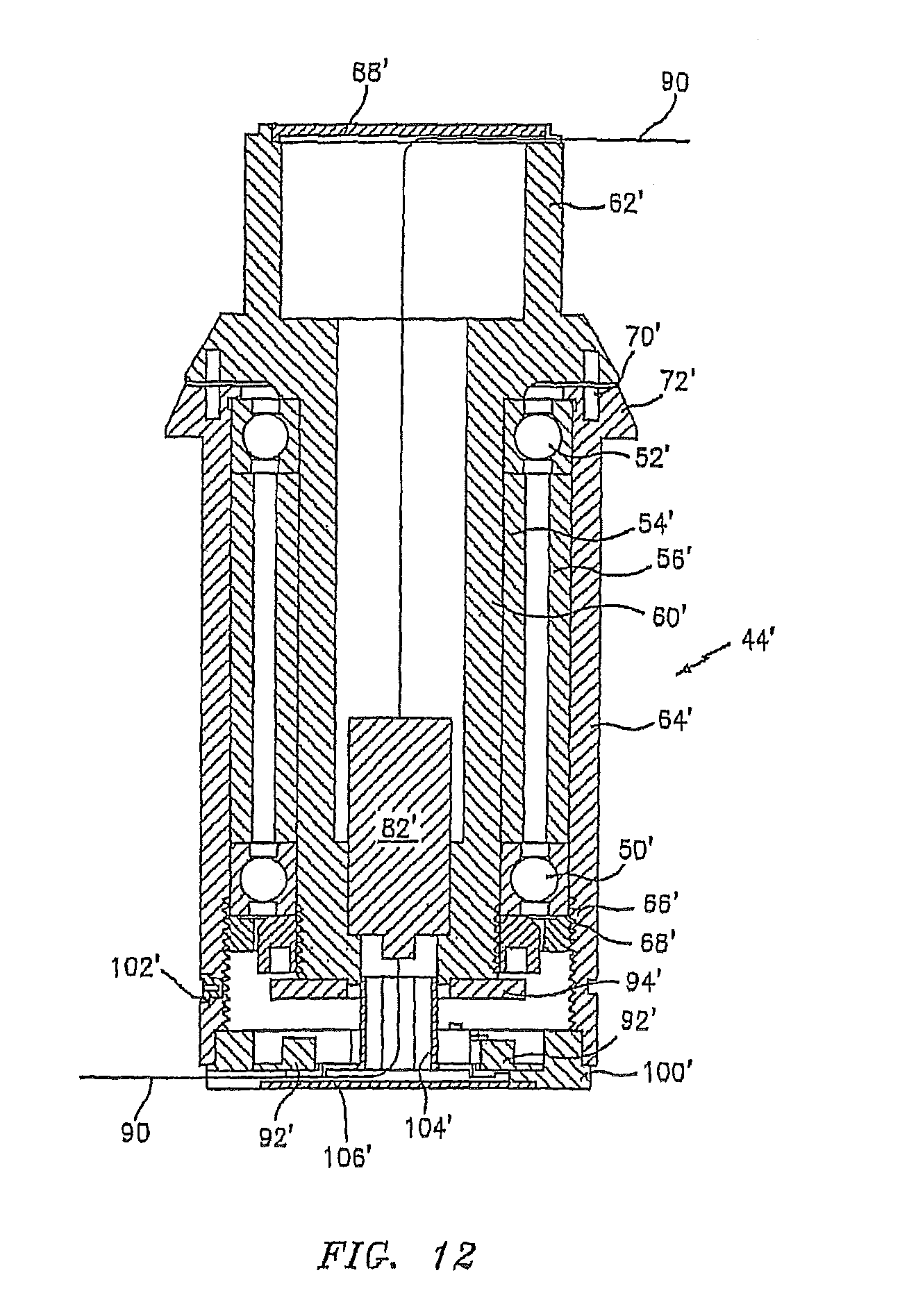 portable coordinate measurement machine