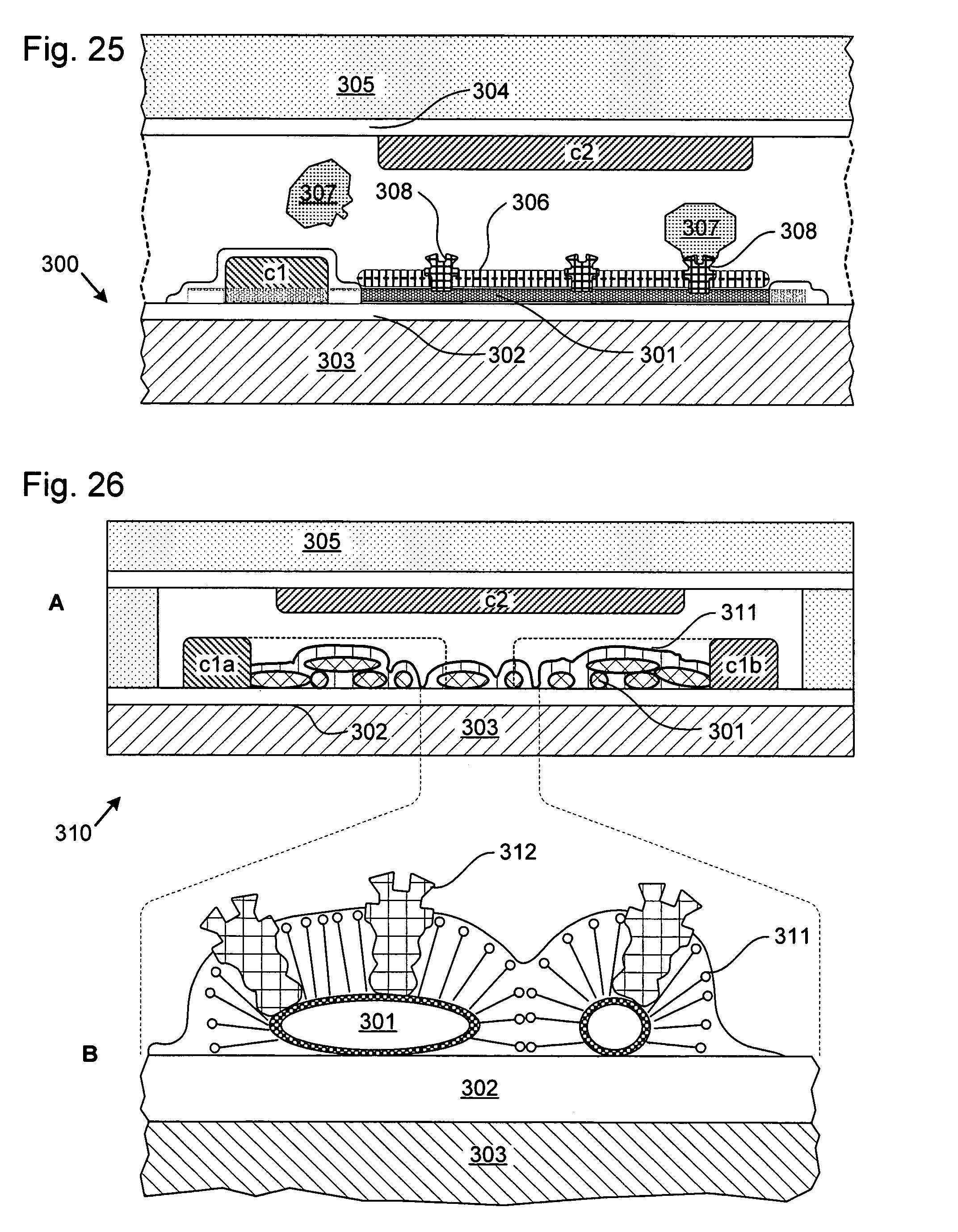 特許 US8154093 - Nano-electronic sensors for chemical and ...