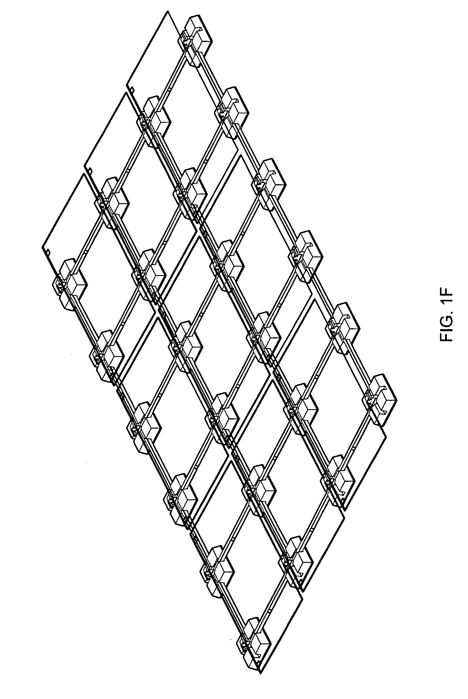 patent us8156697 photovoltaic module mounting system patents Solar Panel Coupling patent drawing