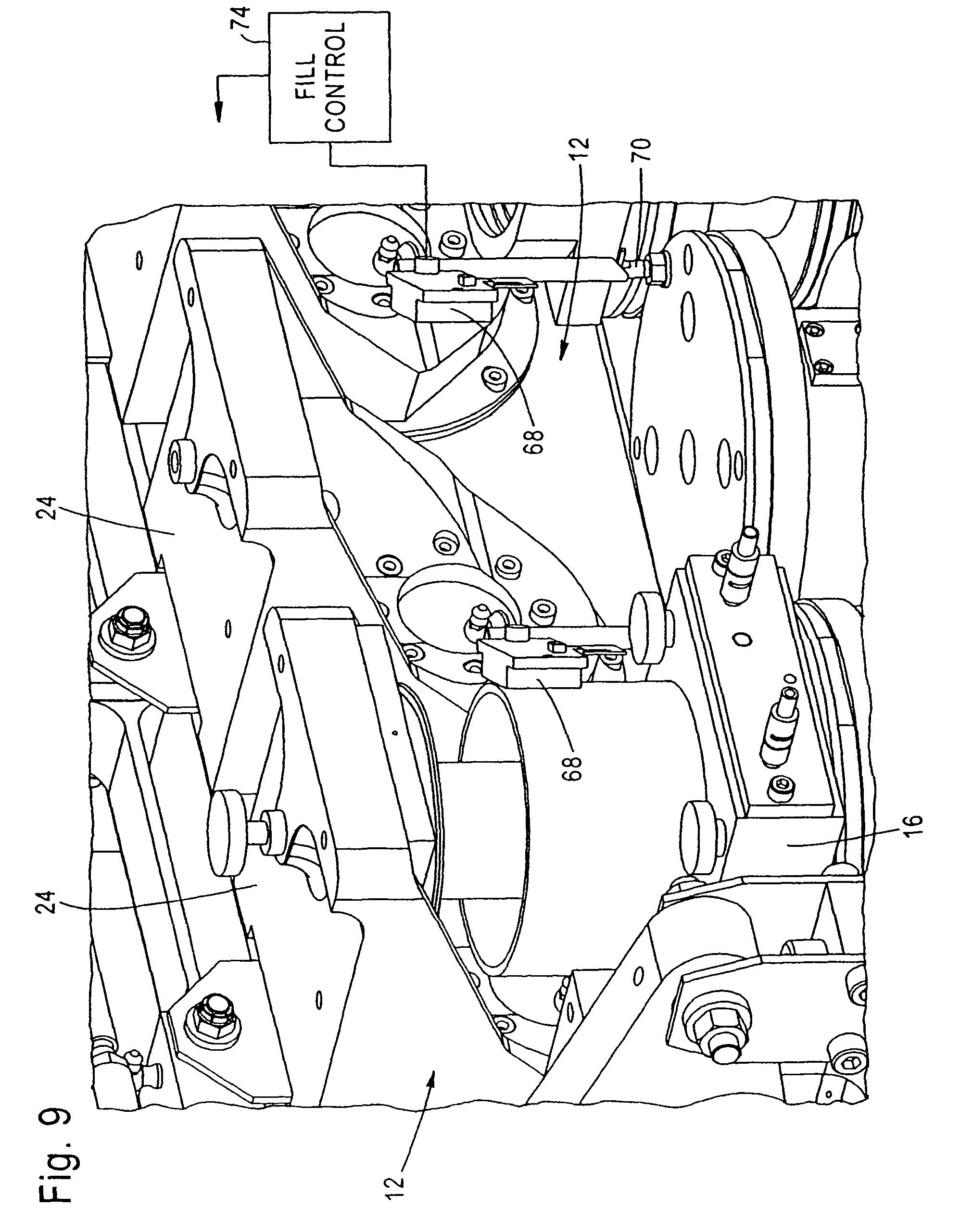 patent us8156824 mechanism arrangement for orthopedic simulator  patent drawing