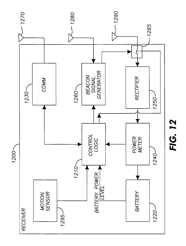 patent us8159364 - wireless power transmission system
