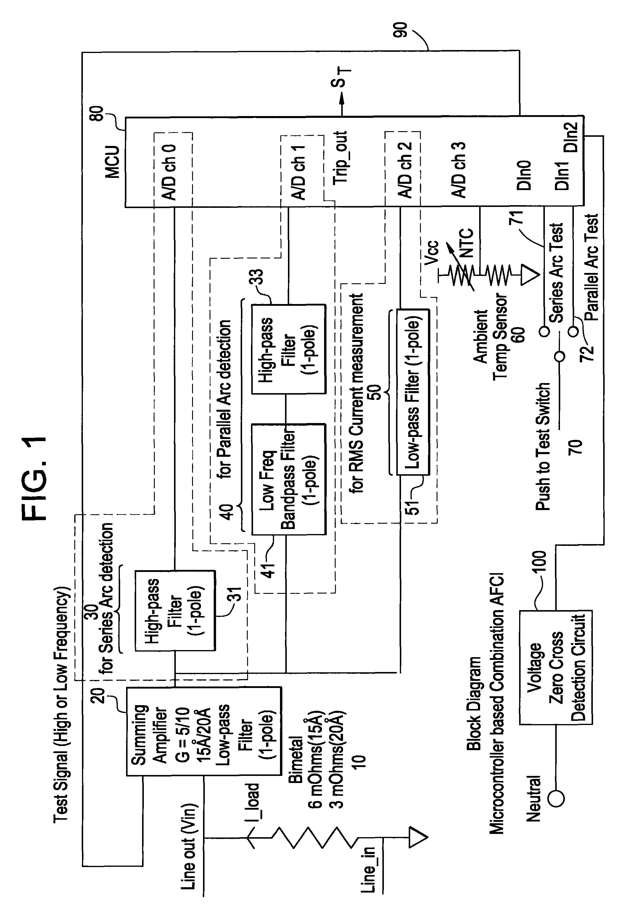 patent us8159793 arc detection using detailed and approximate rh google ch