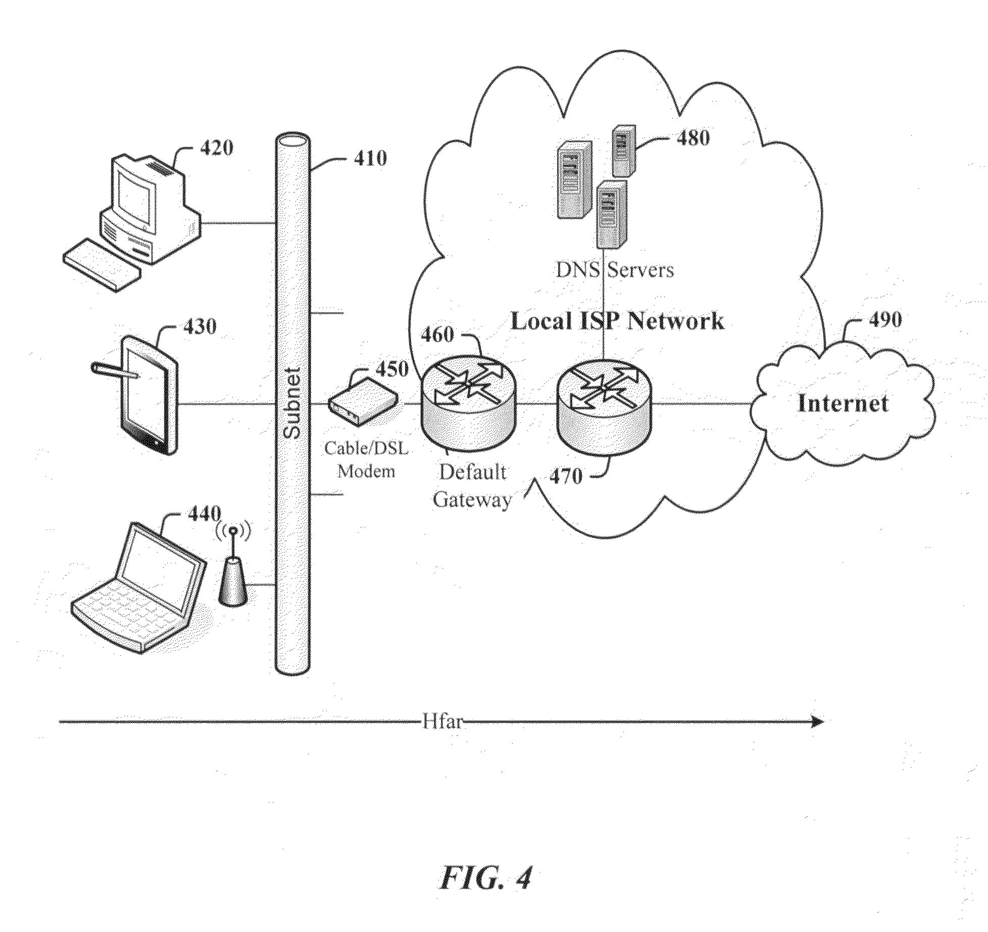 Patent Us8160062 Network Connectivity Determination Based On Moreover Outside Phone Box Wiring For Dsl Besides Nid Drawing