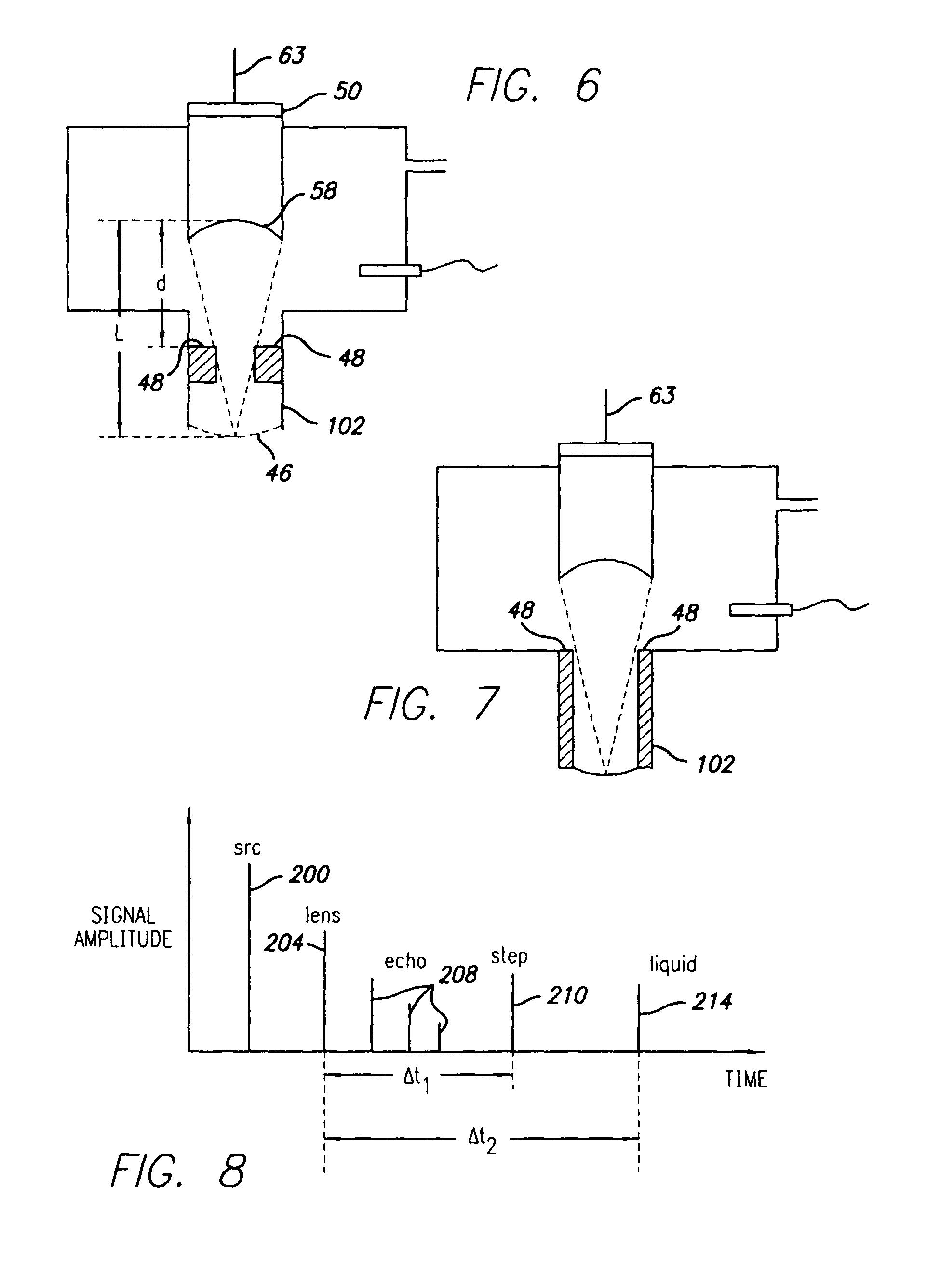 Patent Us8171798 Acoustic Liquid Dispensing Apparatus Google Patents Echo Chamber Circuit Diagram Drawing