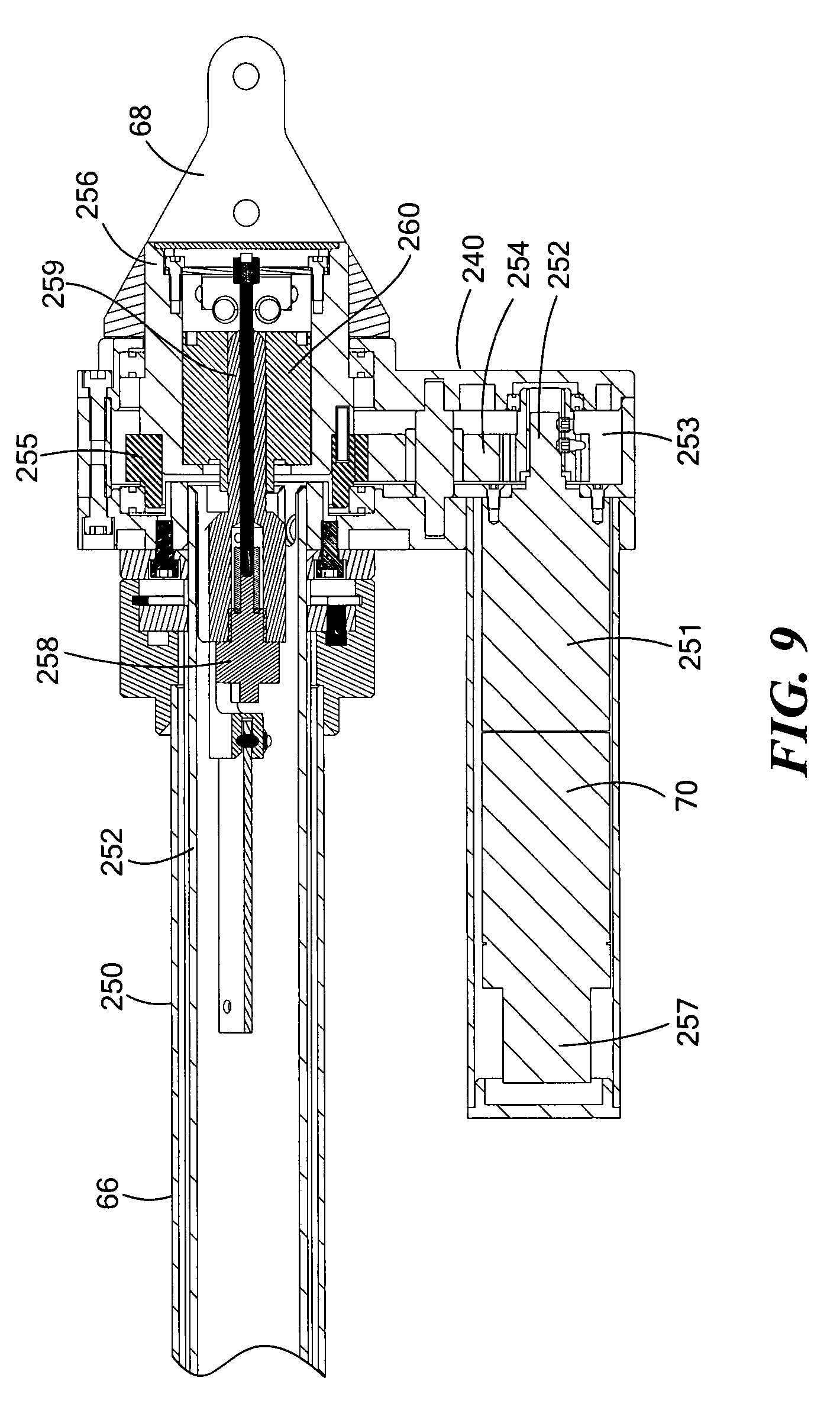 patent us8176808 - robot arm assembly