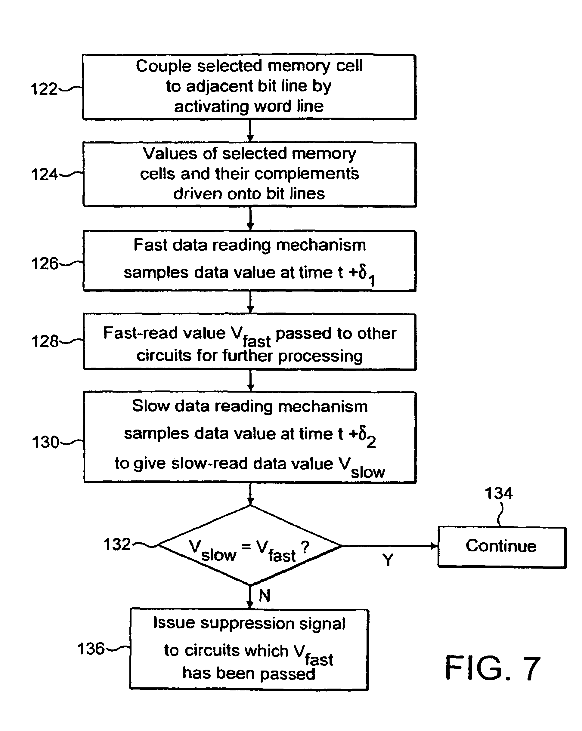 Patent Us8185786 Error Recovery Within Processing Stages Of An Fastest 14 Bit Sample And Hold Amplifier Drawing