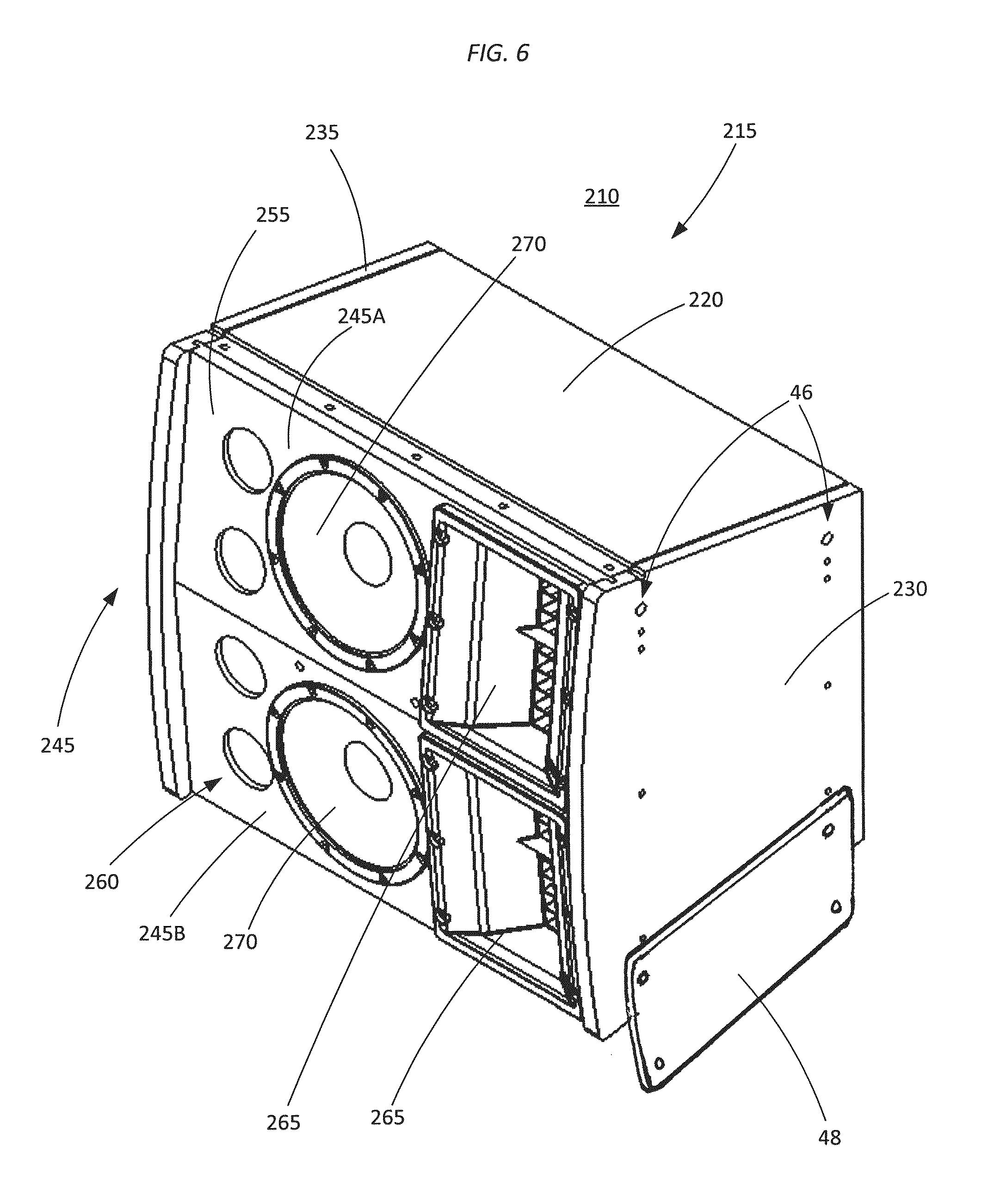 patent us8189822