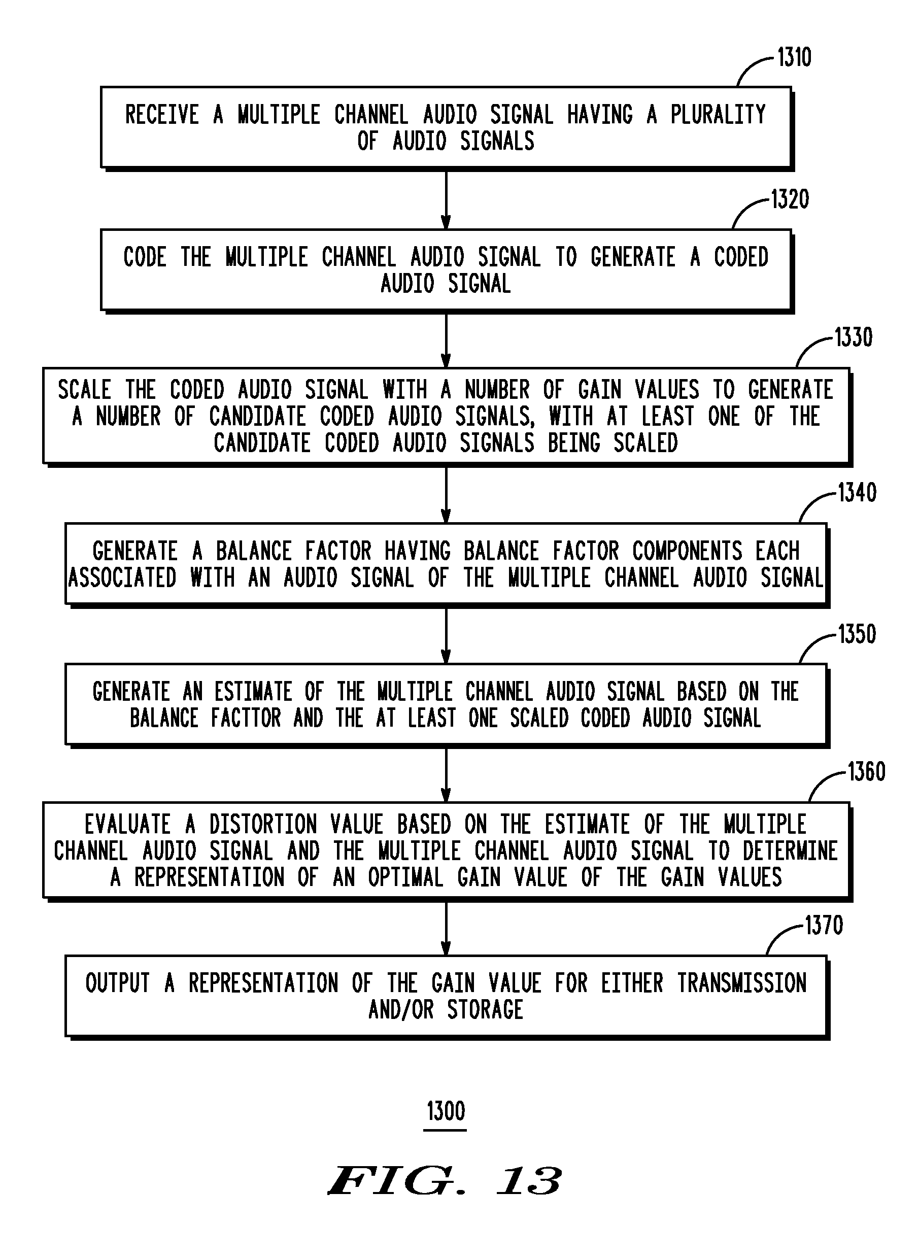 Patent Us8200496 Audio Signal Decoder And Method For Producing A Generator Freeware Drawing
