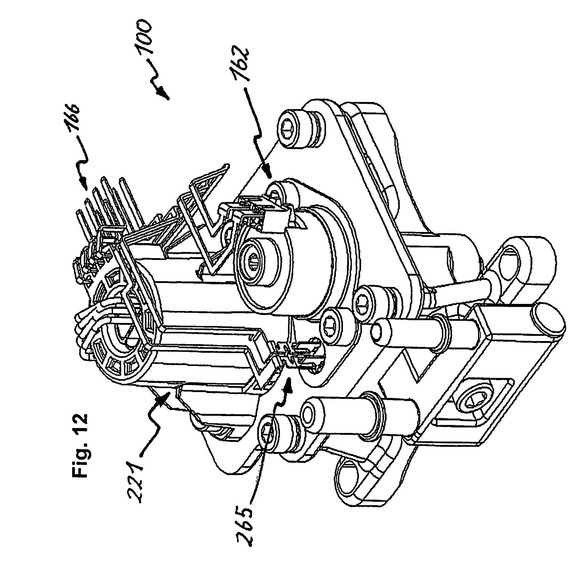 patent us8201393 exhaust gas aftertreatment device patents VW Jetta 2.0 Engine Diagram patent drawing