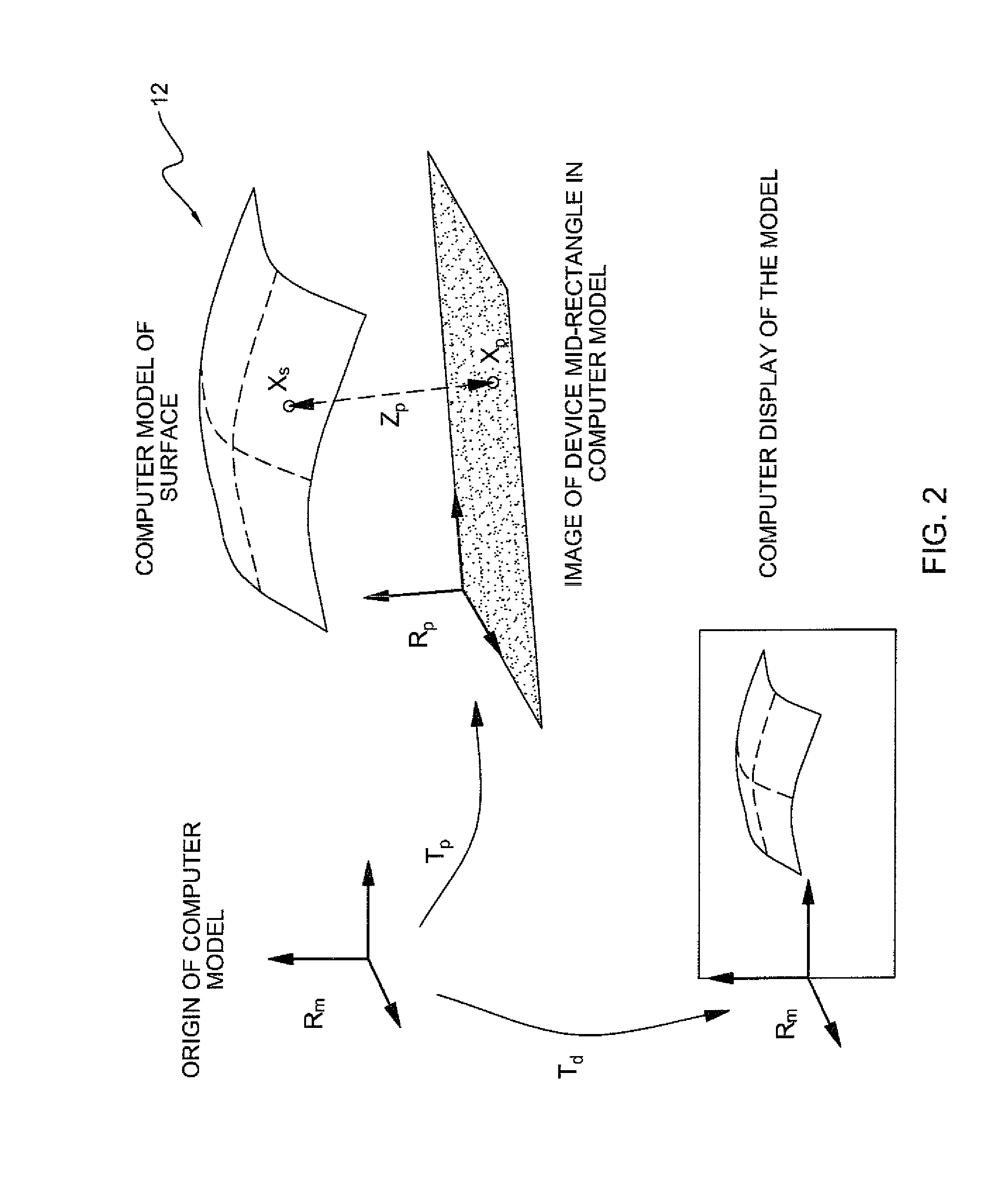 patent us8203529  output device and system