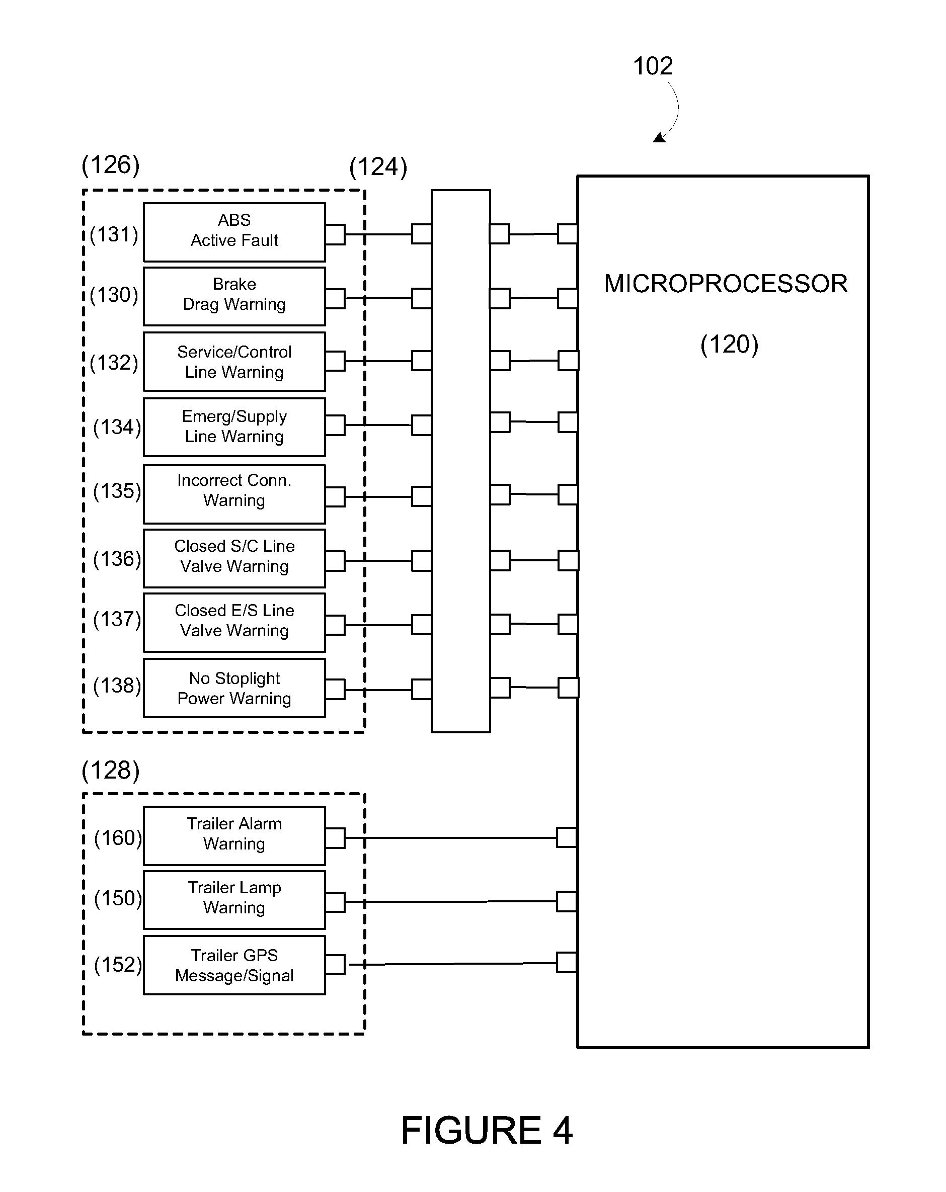 Haldex Plc Wiring Diagram : Patent us brake monitoring system google