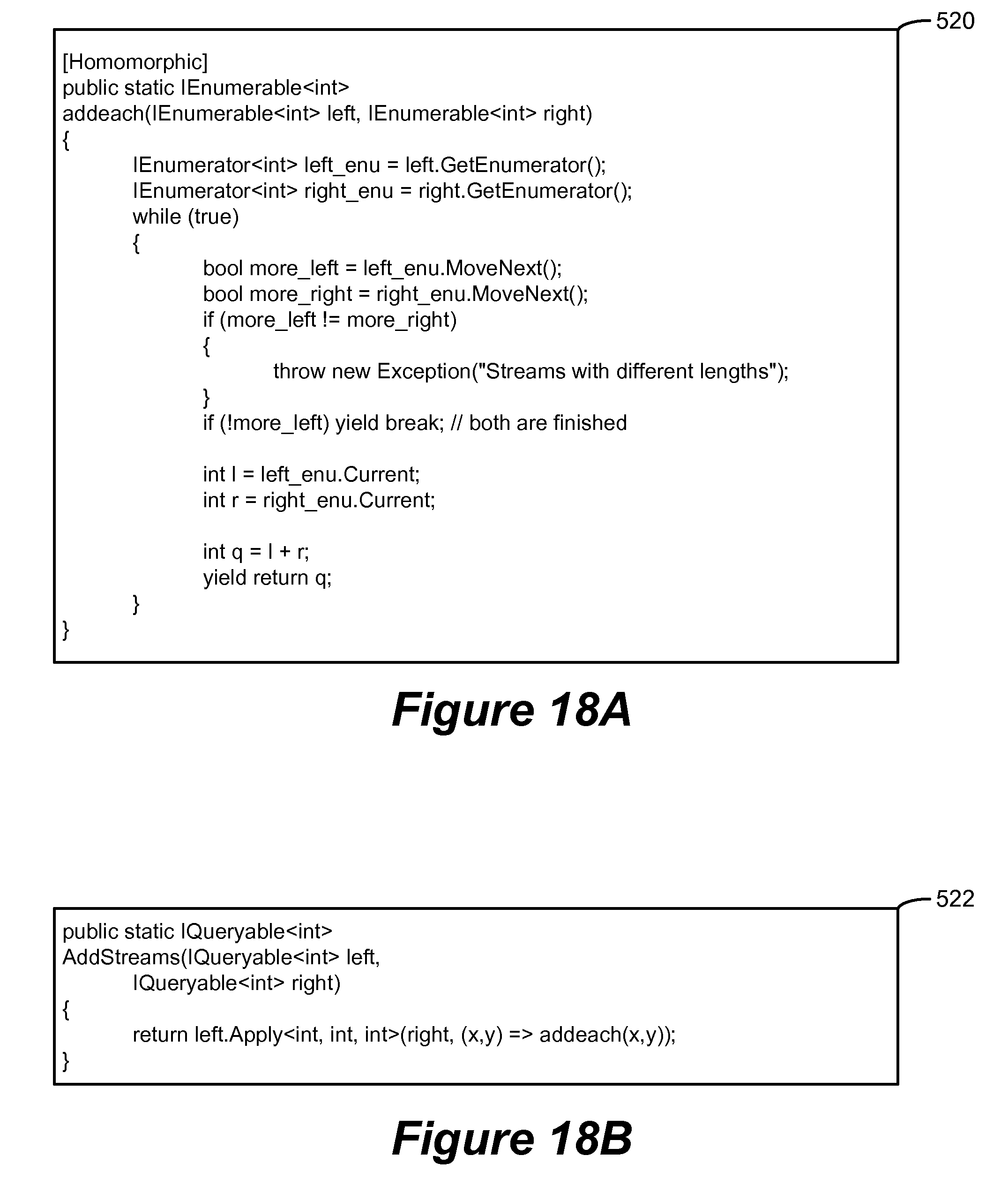 Patent US8209664 - High level programming extensions for