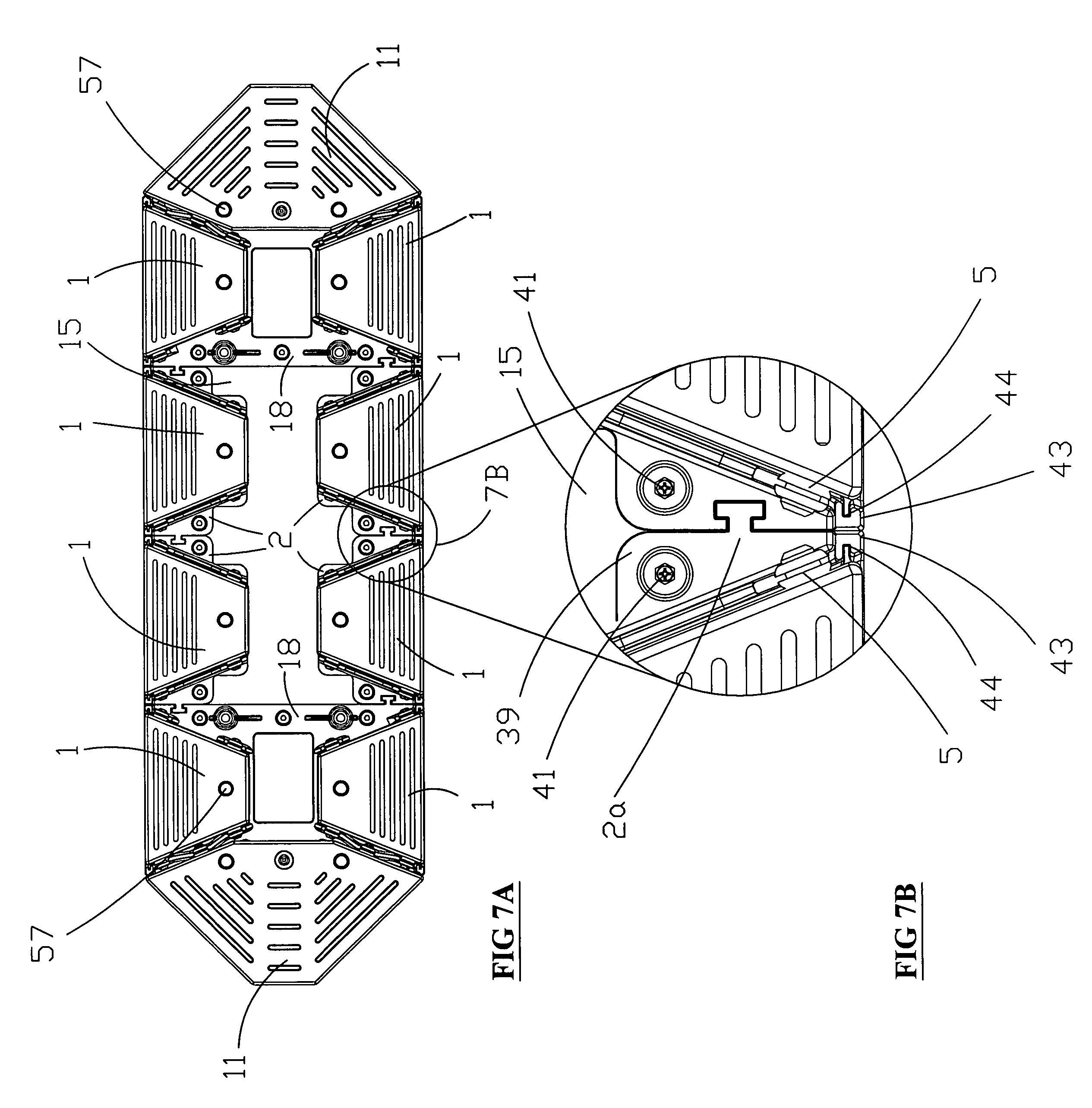 Patent Us8210725 - Light Bar