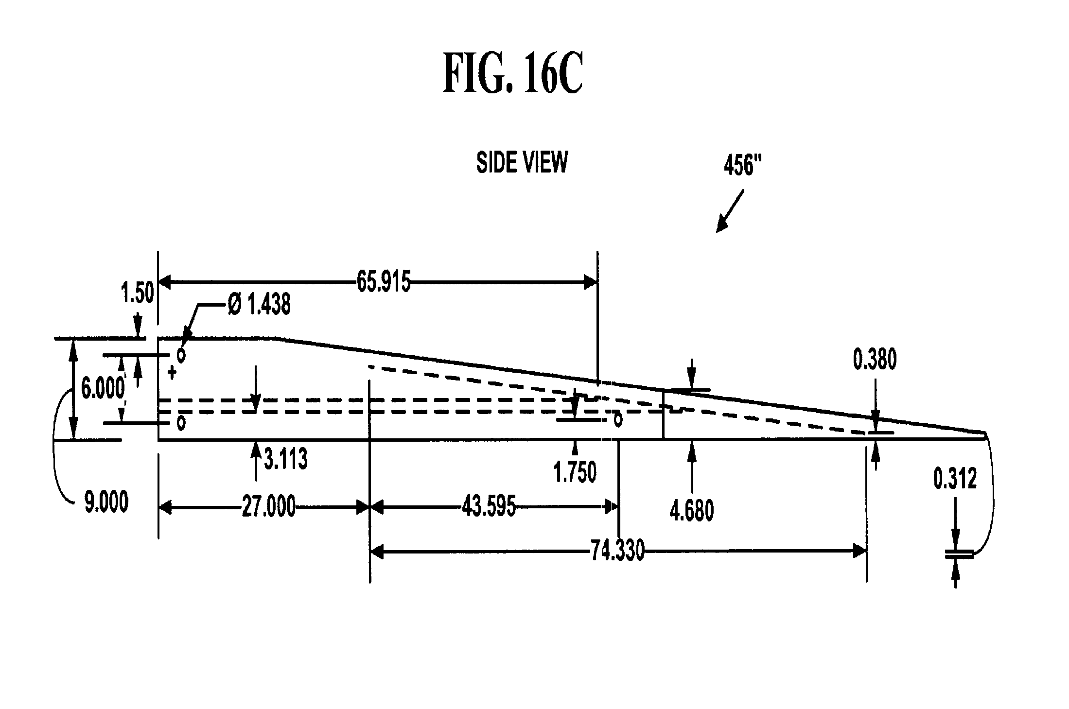 Patent Us8216095 Artificial Pitching Surface Google