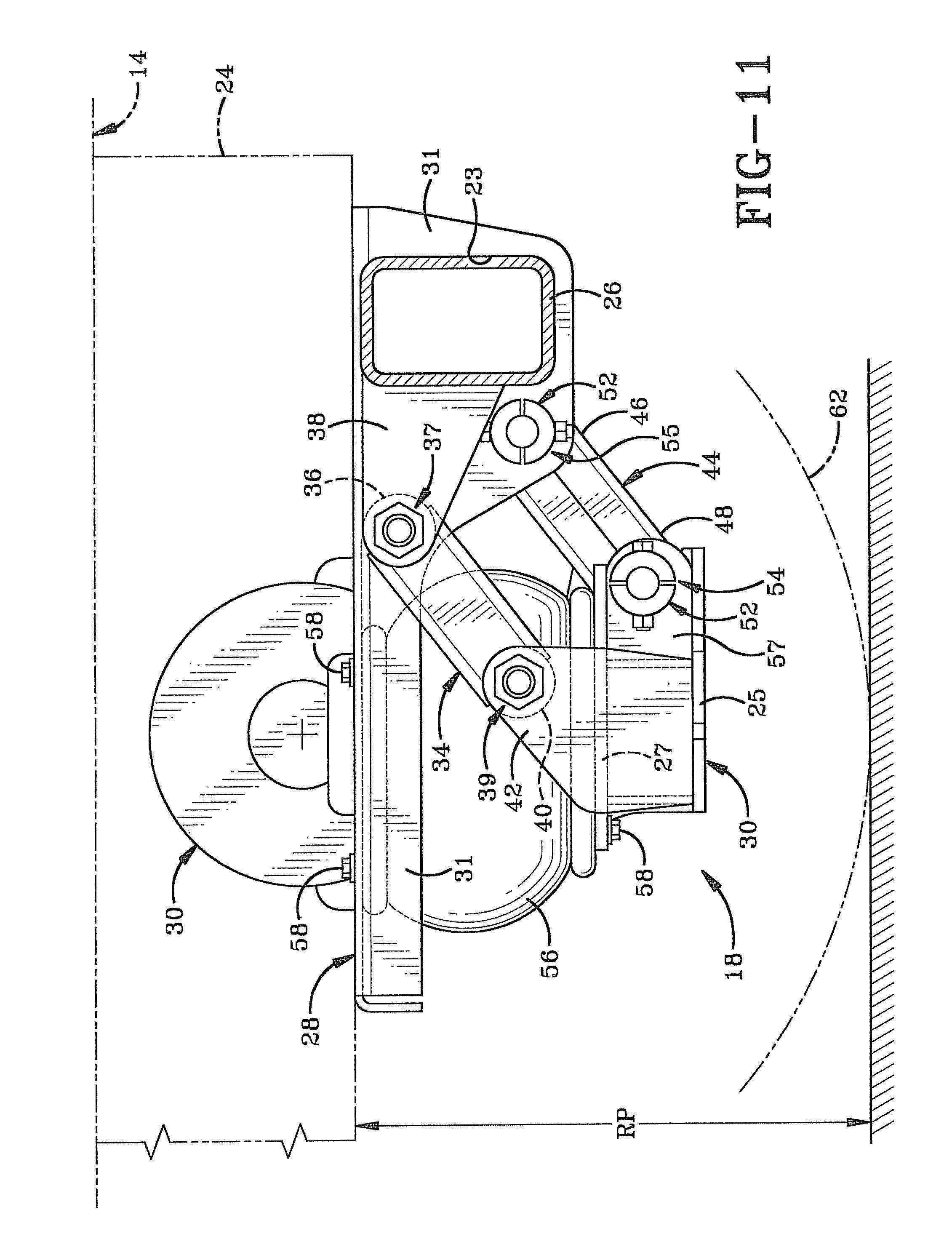 Patent Us8220809 Independent Parallelogram Suspension