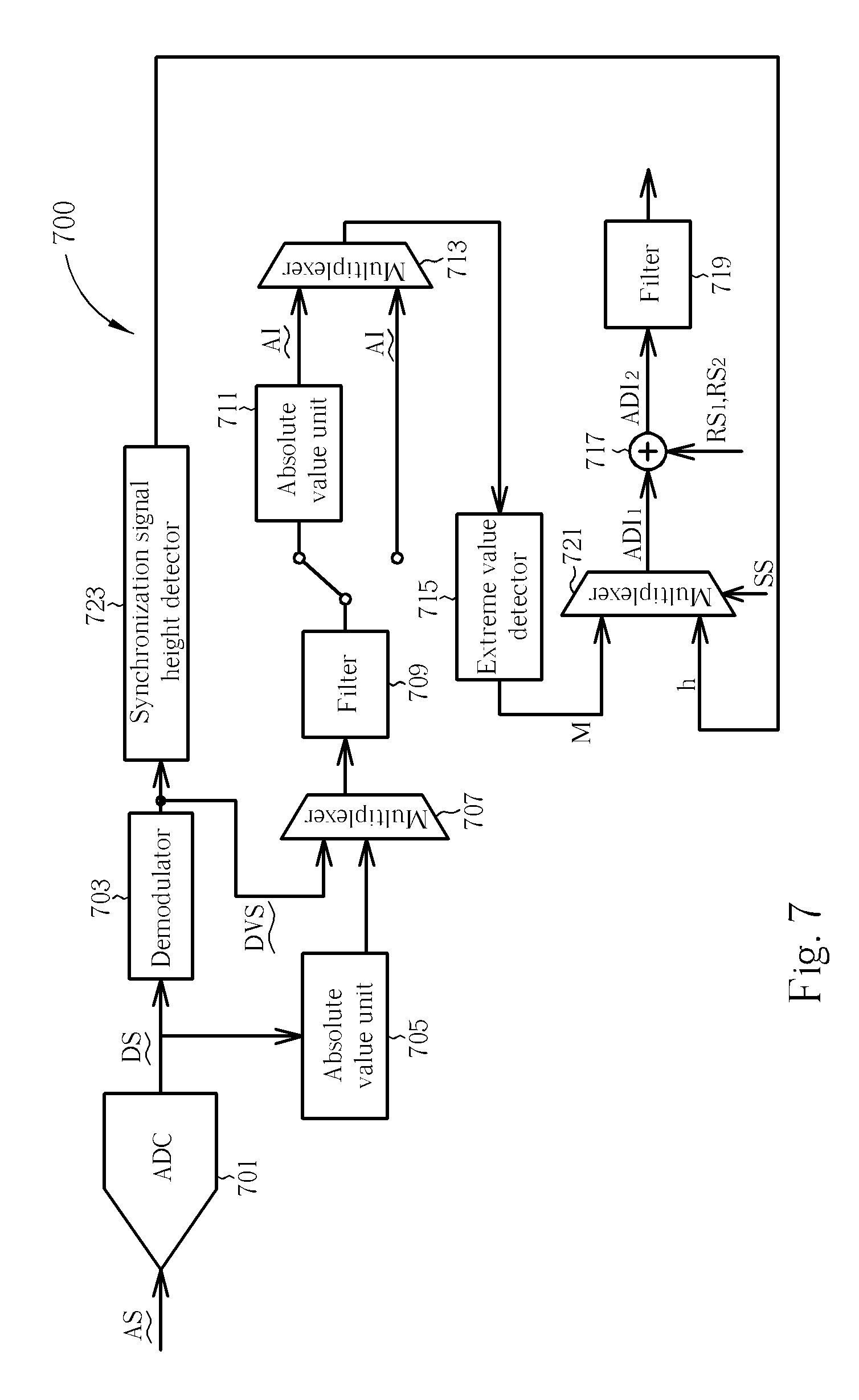 patent us8233093