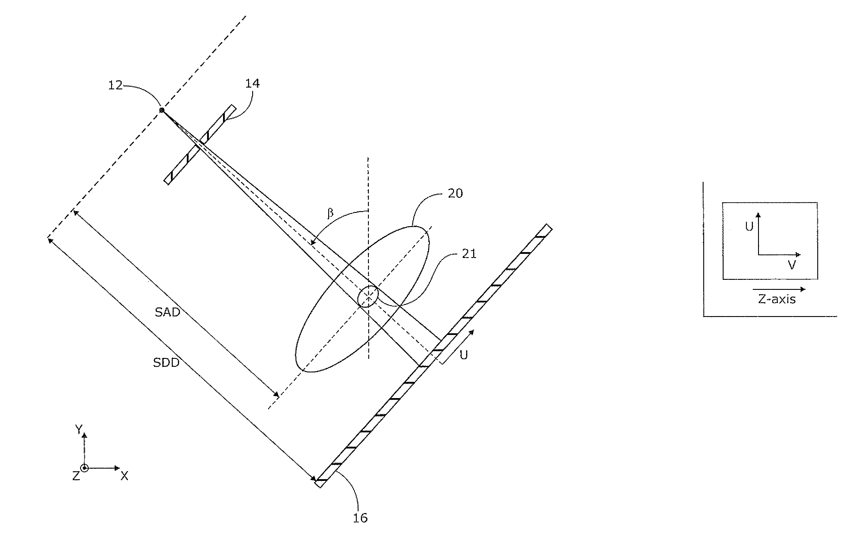 patent us8238518 radiotherapy system patents I- Beam patent drawing