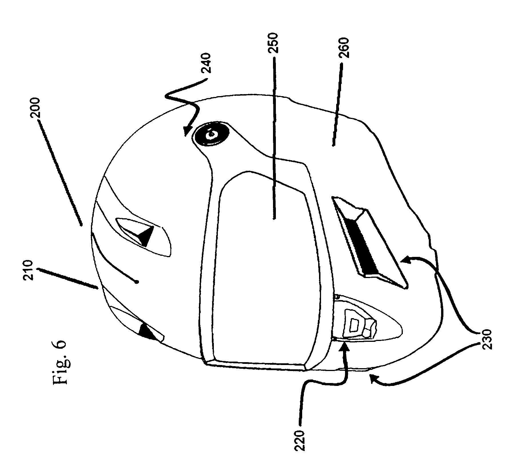 Patent Us8241133 Airborne Space Simulator With Zero