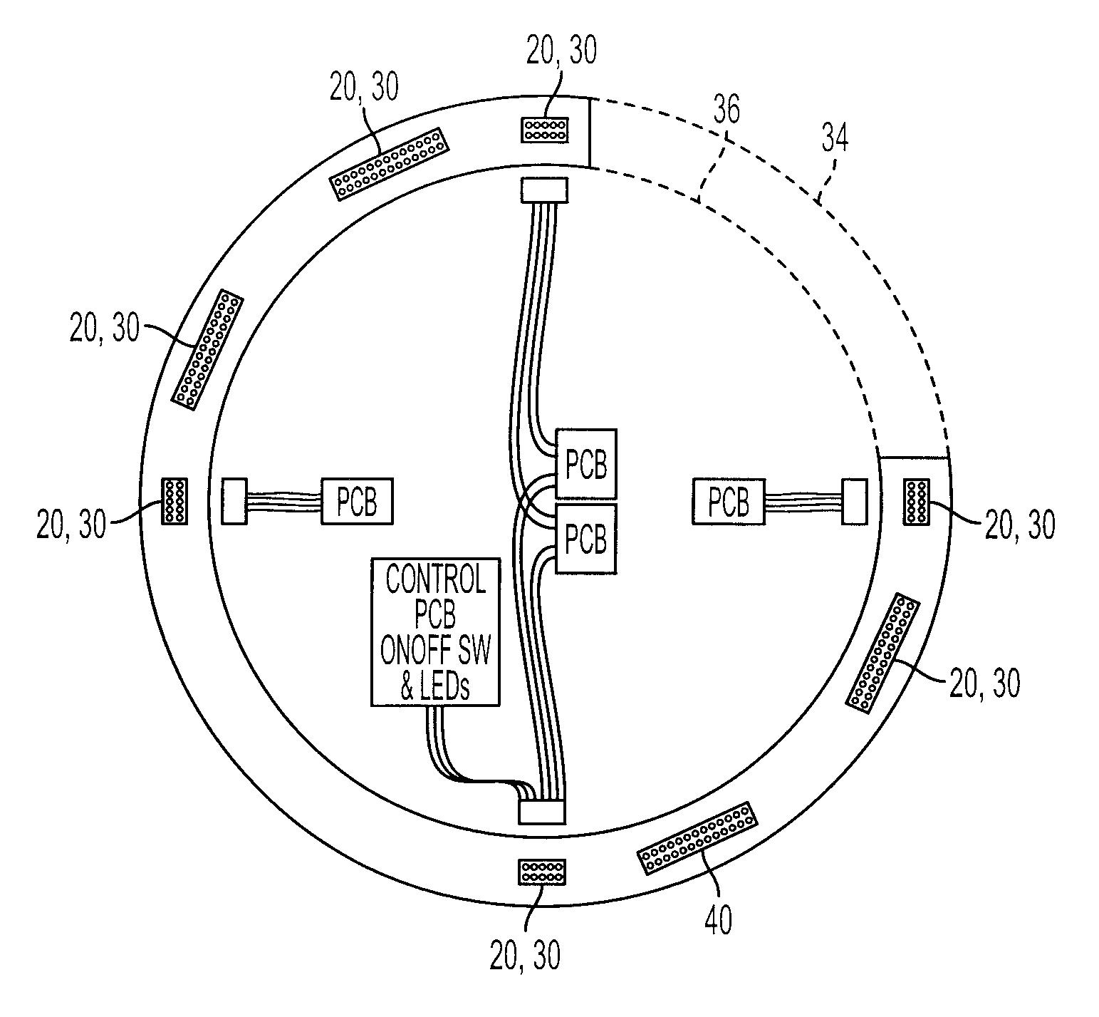 patent us8242623