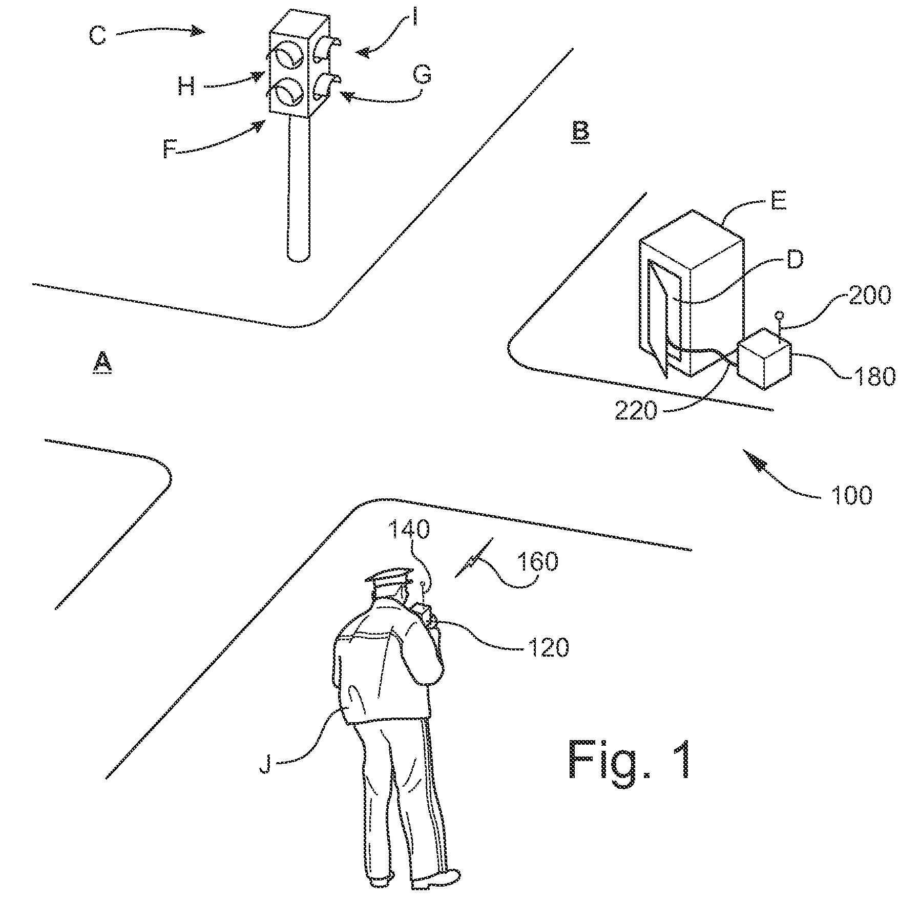 Patent Us8242933 Wireless Traffic Light Controller
