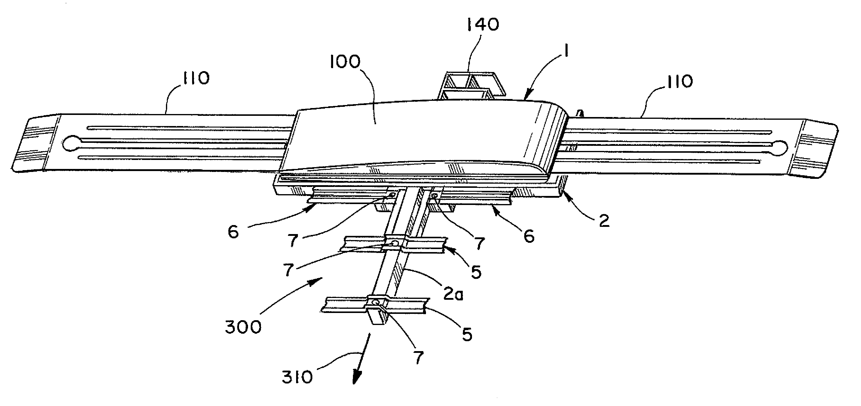 Us8242968 mobile television antenna with integrated for Mobile tv dwg