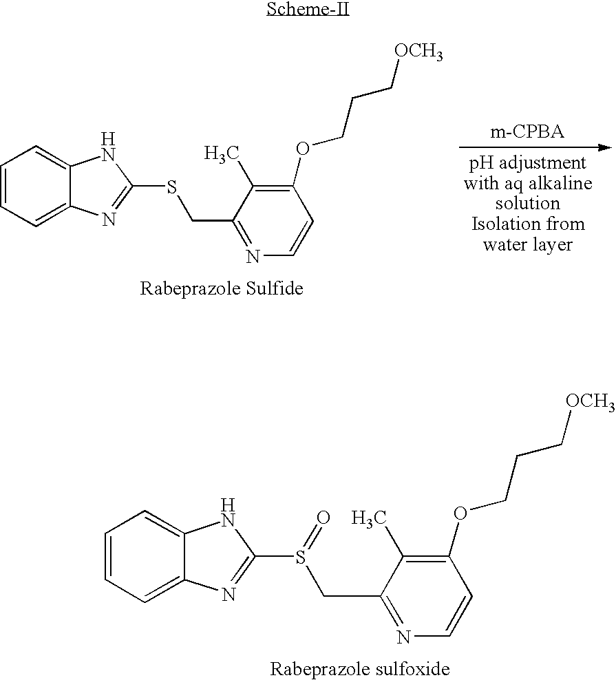 rabeprazole applications Chapter 4 95 application of lc-nmr and lc-tof-ms in the identification and characterization of degradation products of rabeprazole sodium tablets.