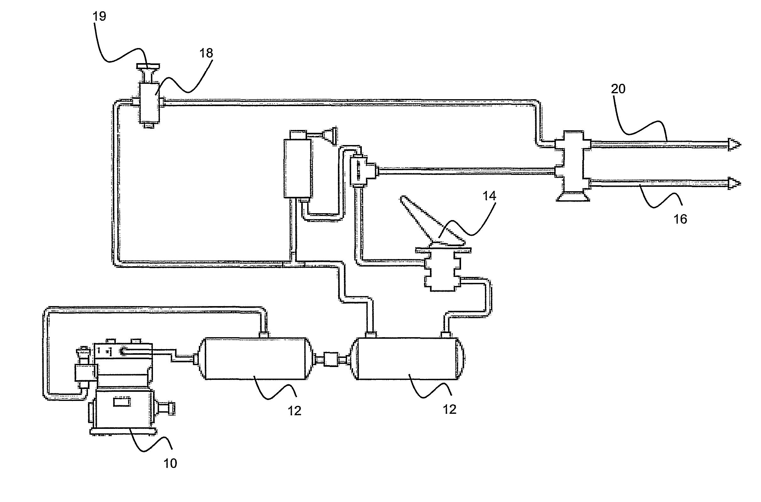 Patent Us8249789 Spring Brake Valve Google Patents Air Brakes Schematic Drawing