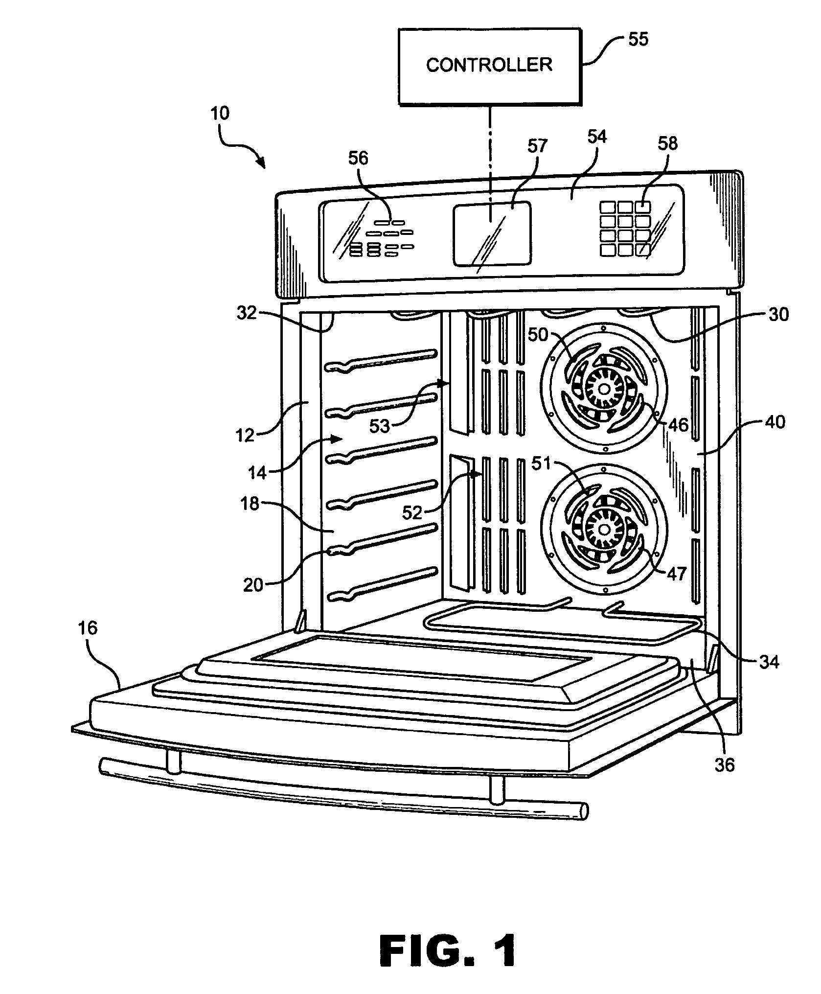 Patent Us8258435 Dual Fan Convection Oven Google Patents
