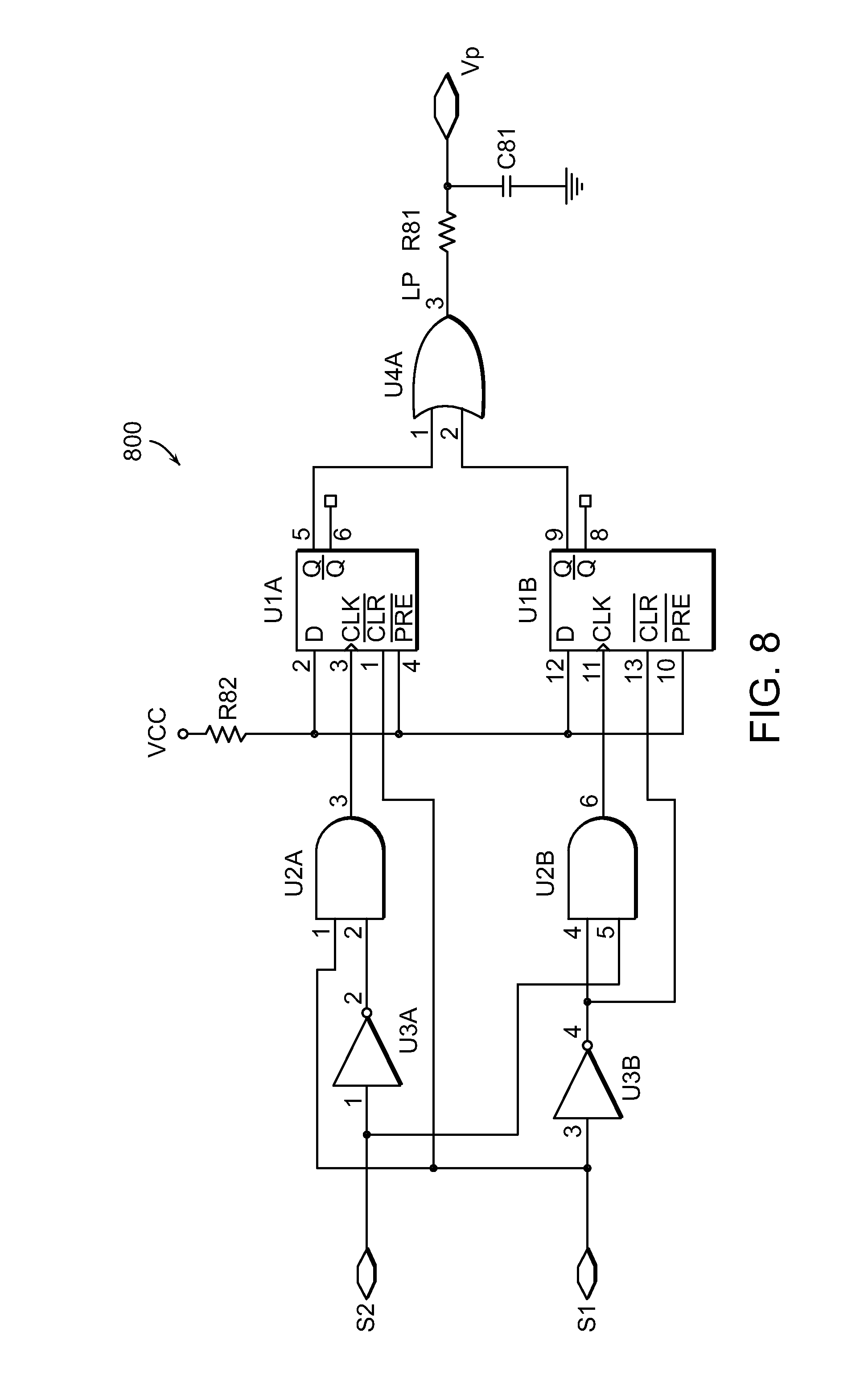patent us8258777 - inductive proximity sensor
