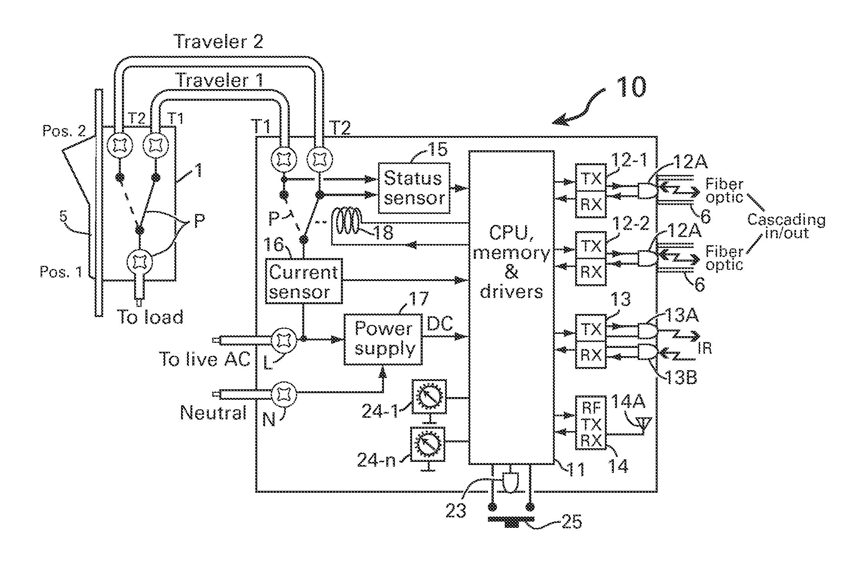 patent us8269376